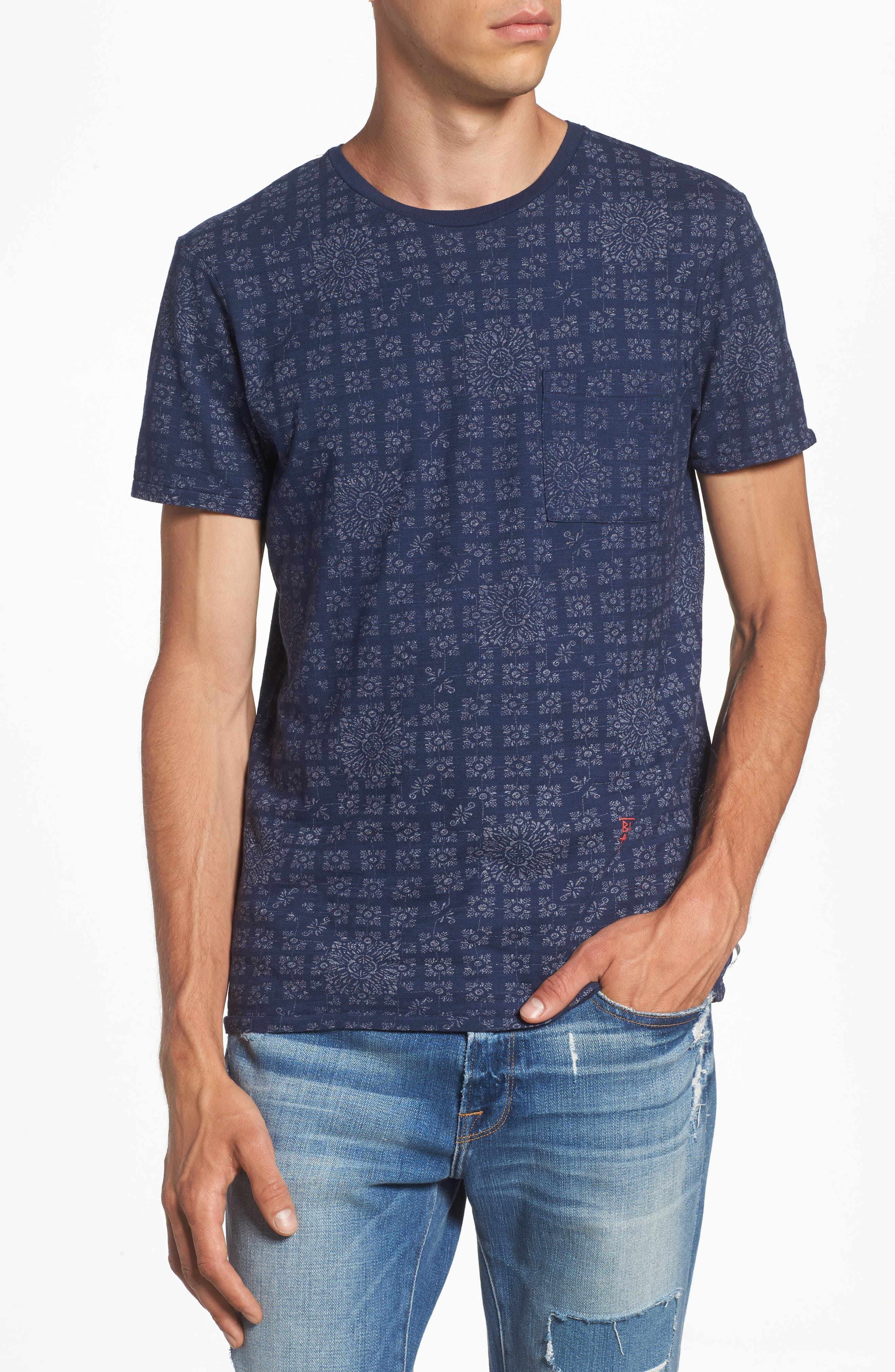 Main Image - Scotch & Soda AMS Graphic T-Shirt