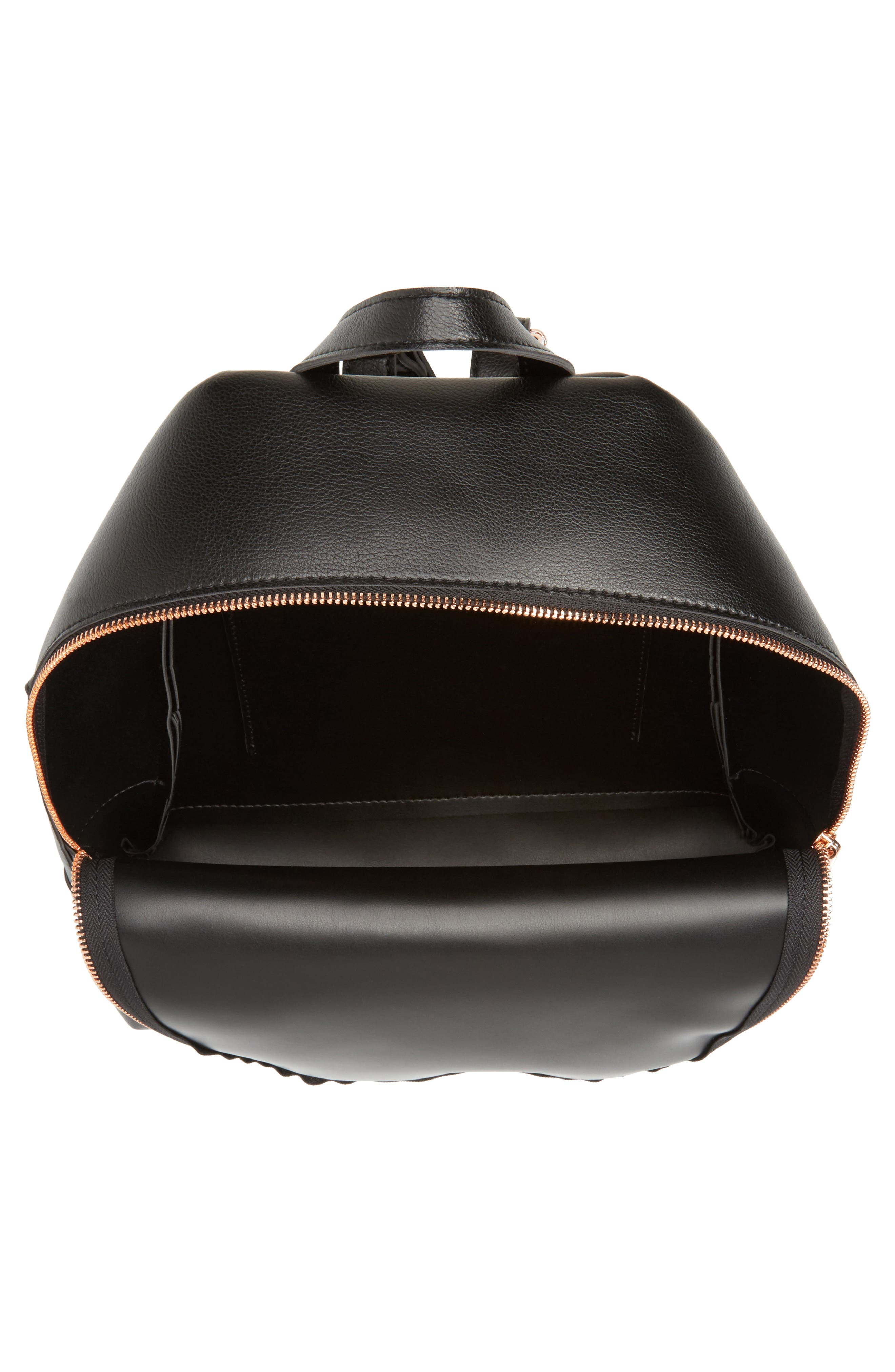 Alternate Image 5  - Sole Society Chester Faux Leather Backpack