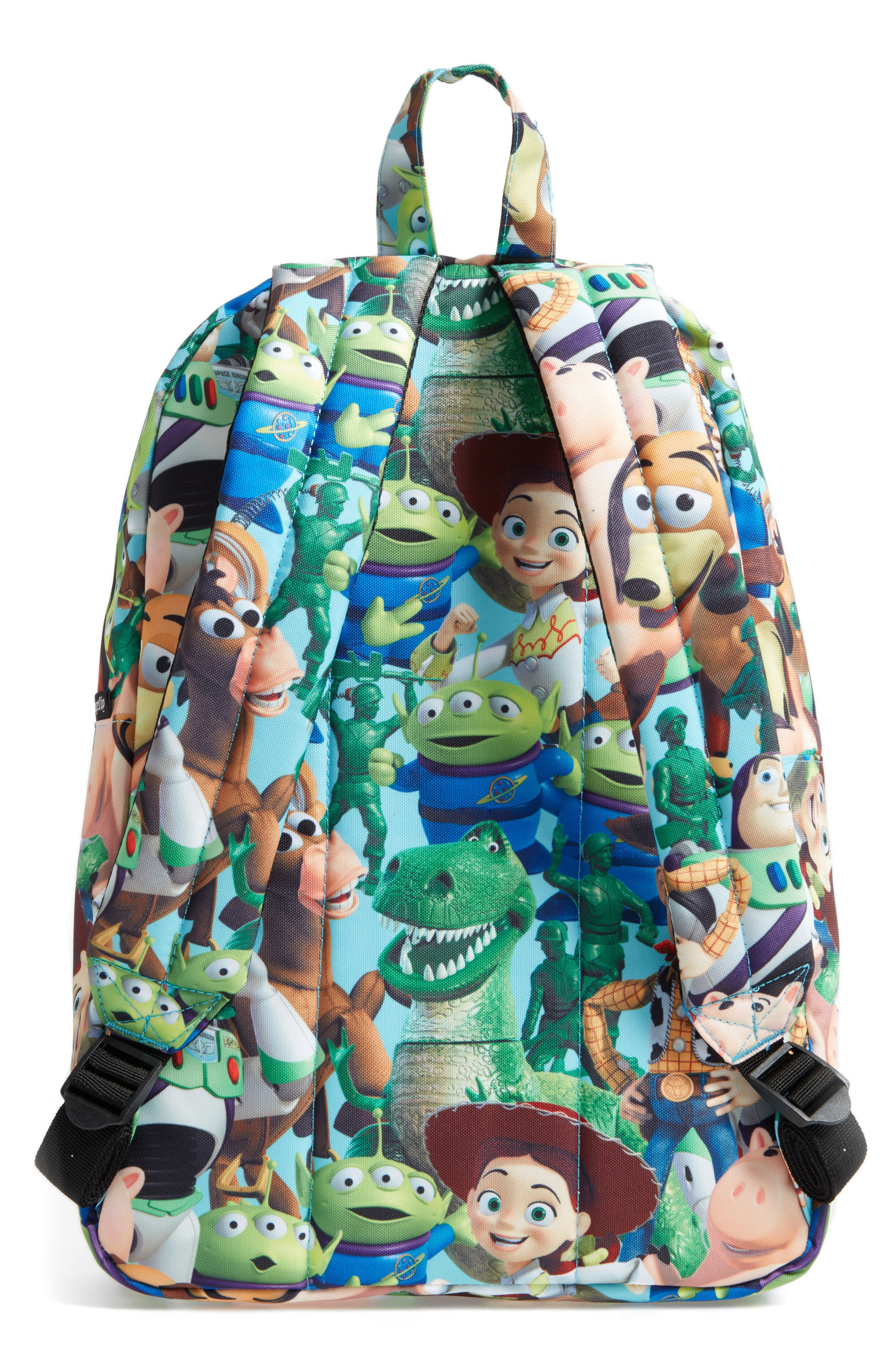 Disney<sup>®</sup> Toy Story Backpack,                             Alternate thumbnail 2, color,                             Blue Multi