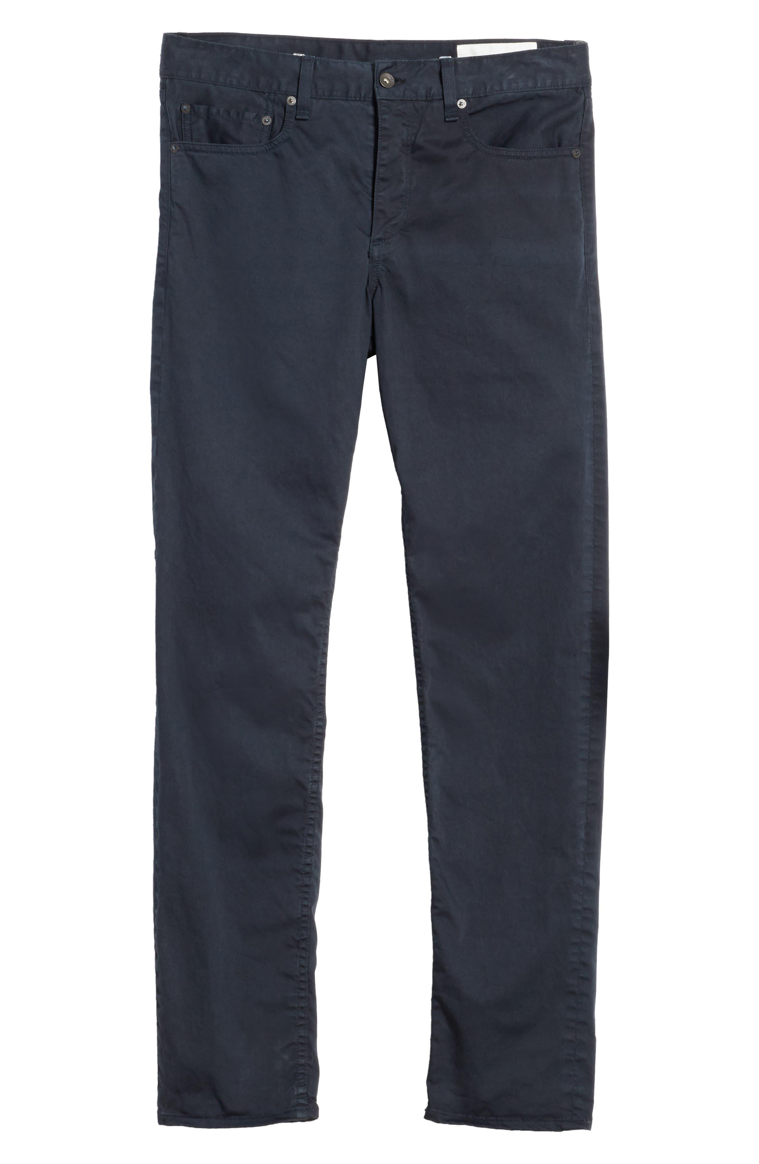 Alternate Image 6  - rag & bone Fit 3 Twill Pants