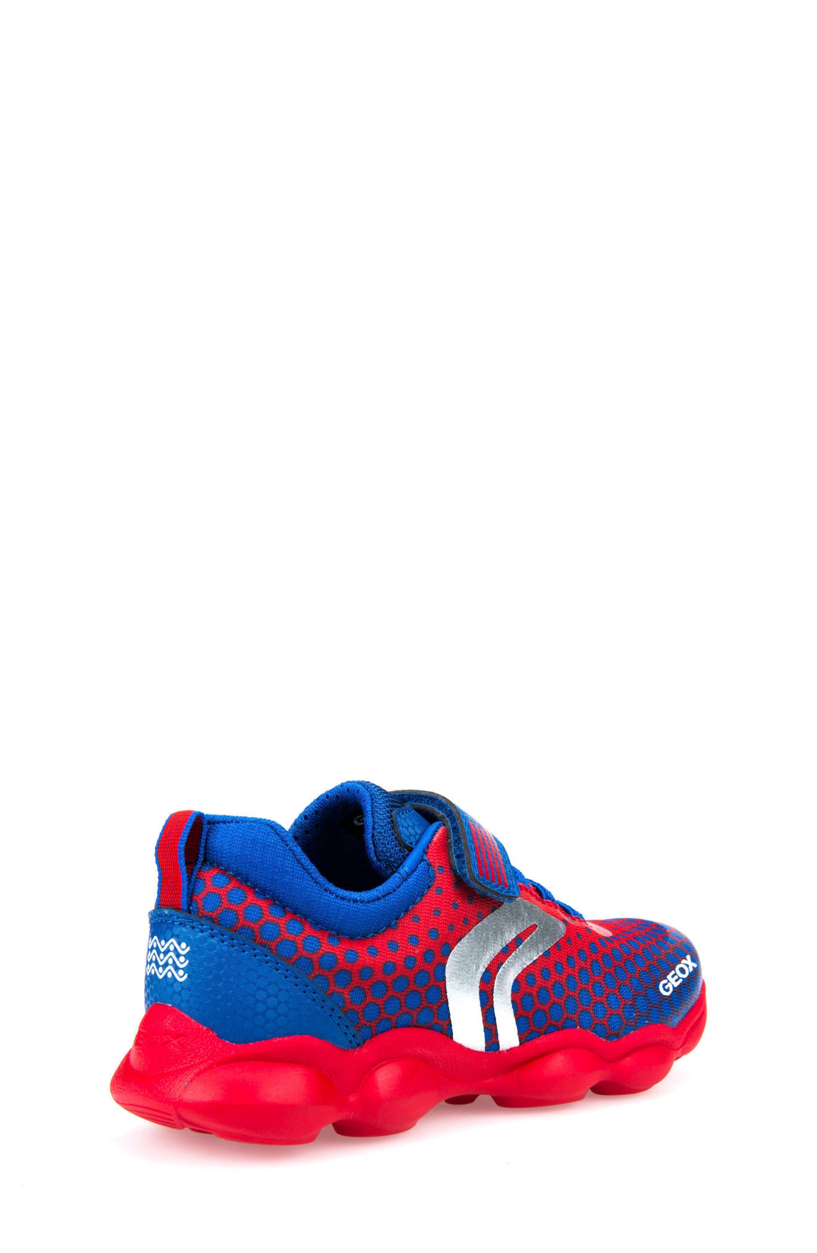 Alternate Image 7  - Geox Munfrey Sneaker (Toddler, Little Kid, Big Kid)
