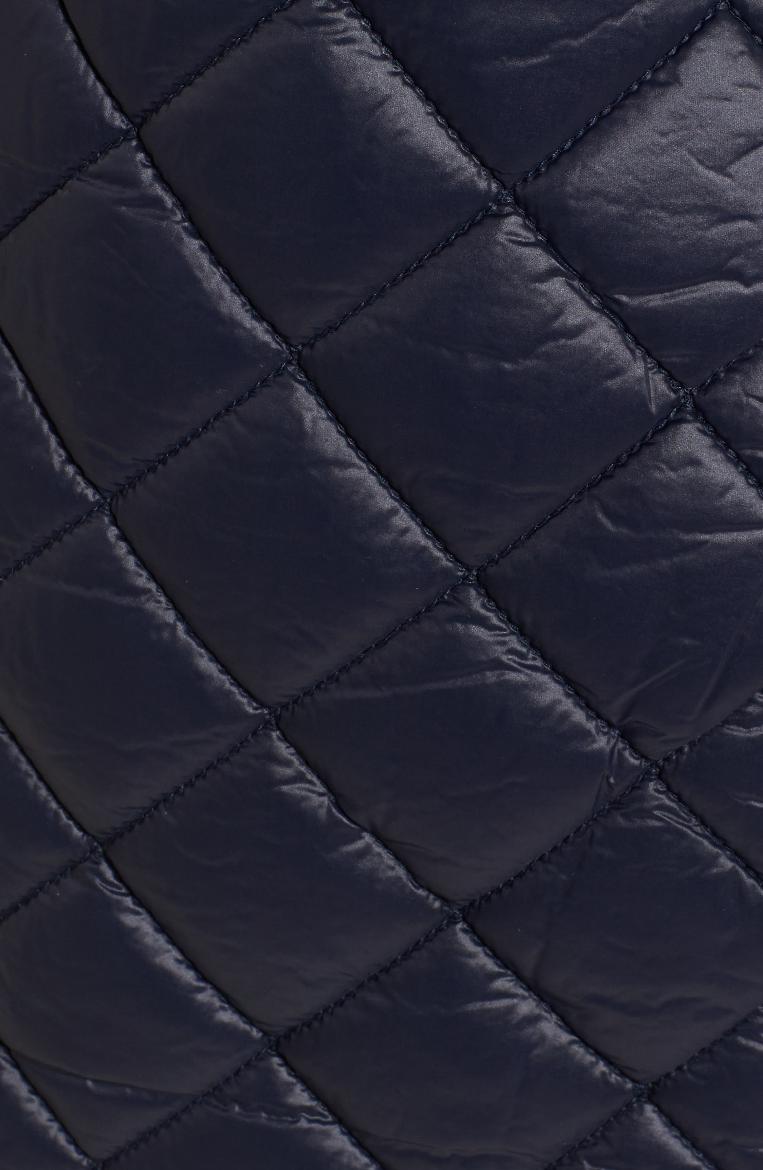Alternate Image 5  - French Connection Quilted Anorak Jacket