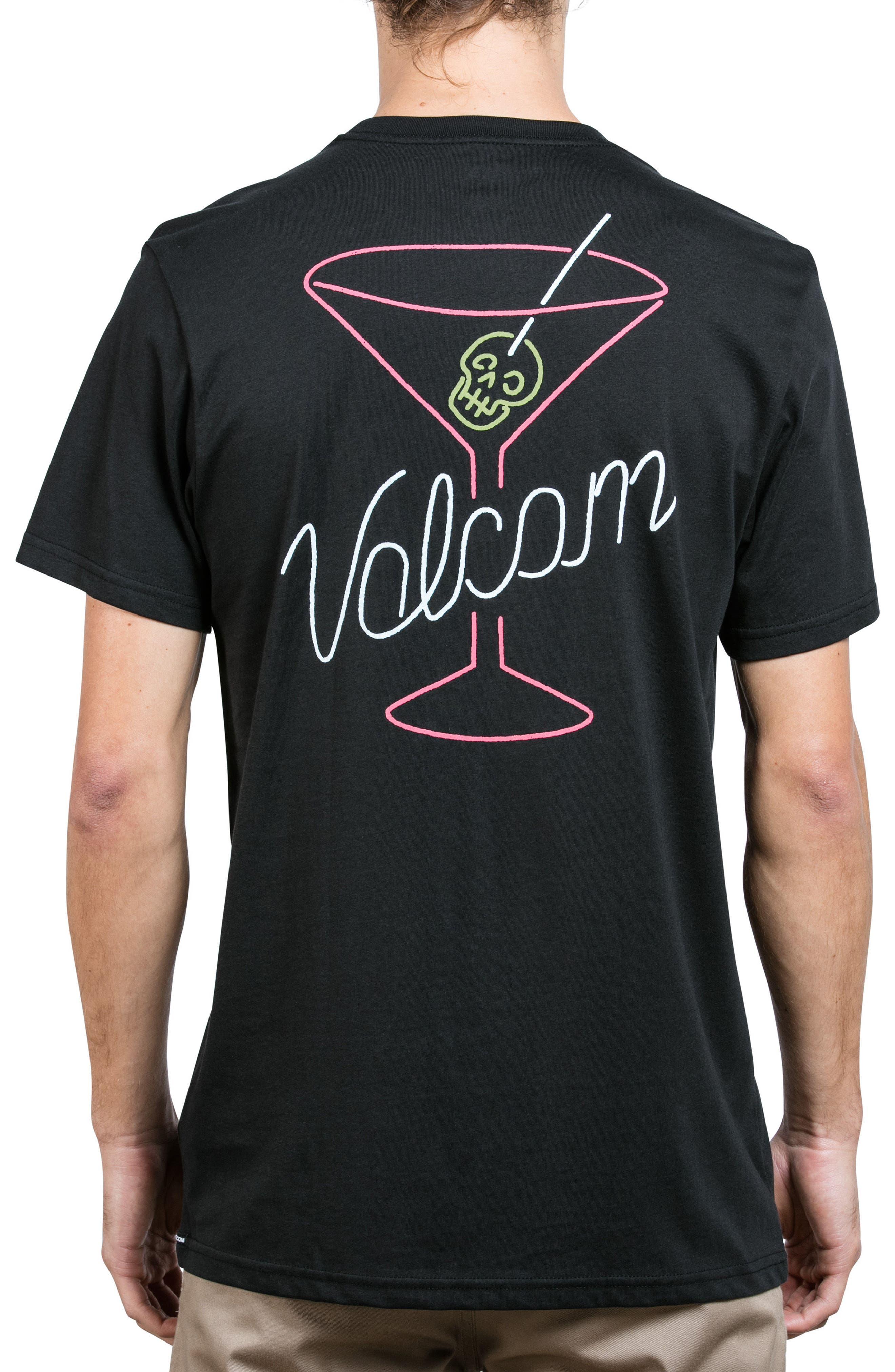 Alternate Image 2  - Volcom Kneon Nights T-Shirt
