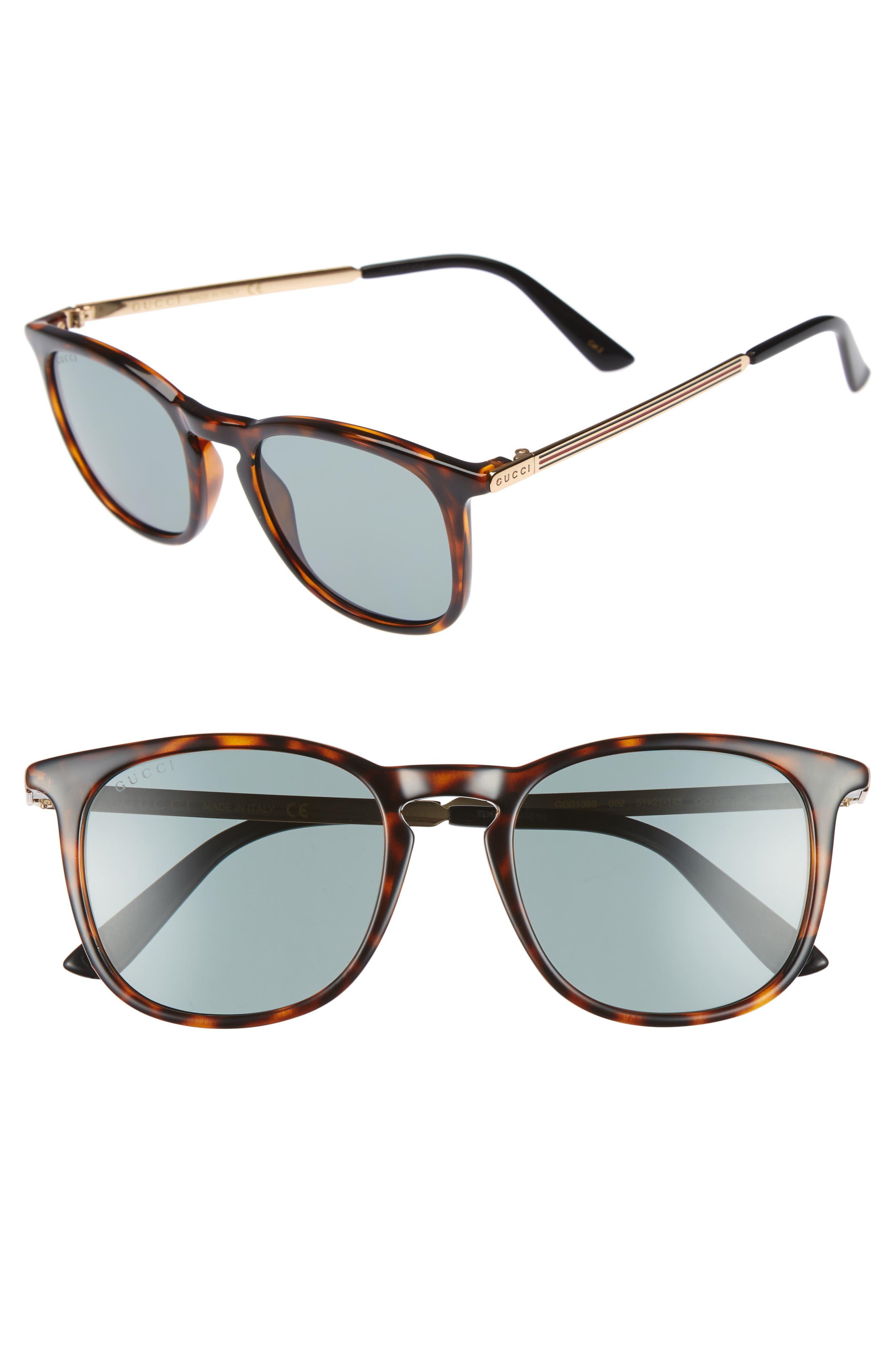 Gucci Optyl 51mm Sunglasses