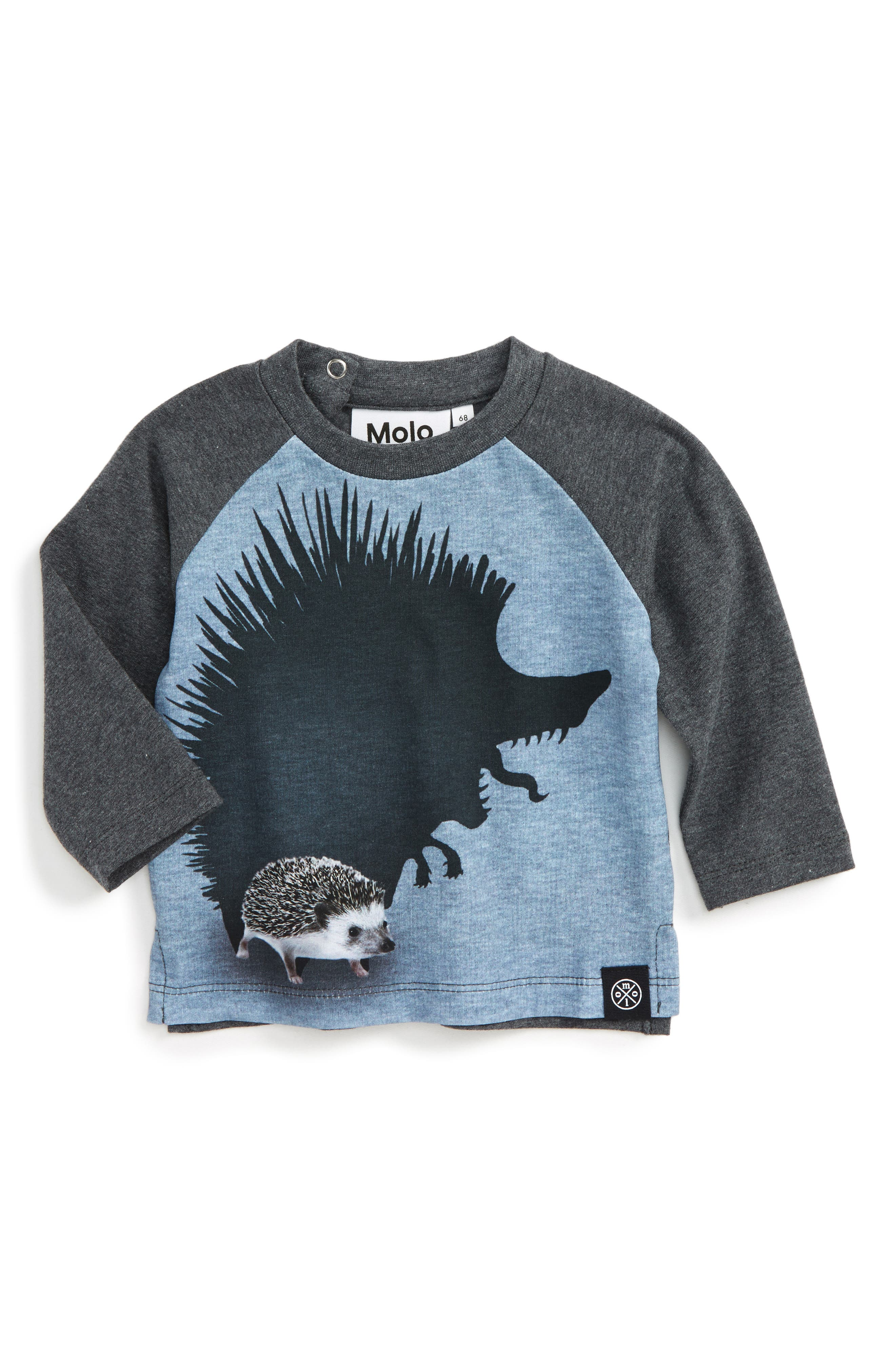 Molo Evan Graphic T-Shirt (Baby Boys)
