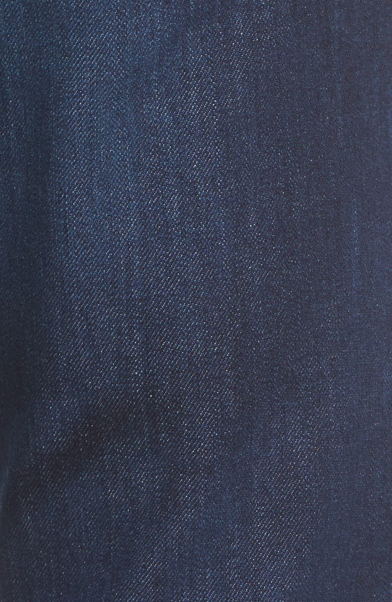 Alternate Image 5  - AG Dylan Skinny Jeans (5 Years Porter)