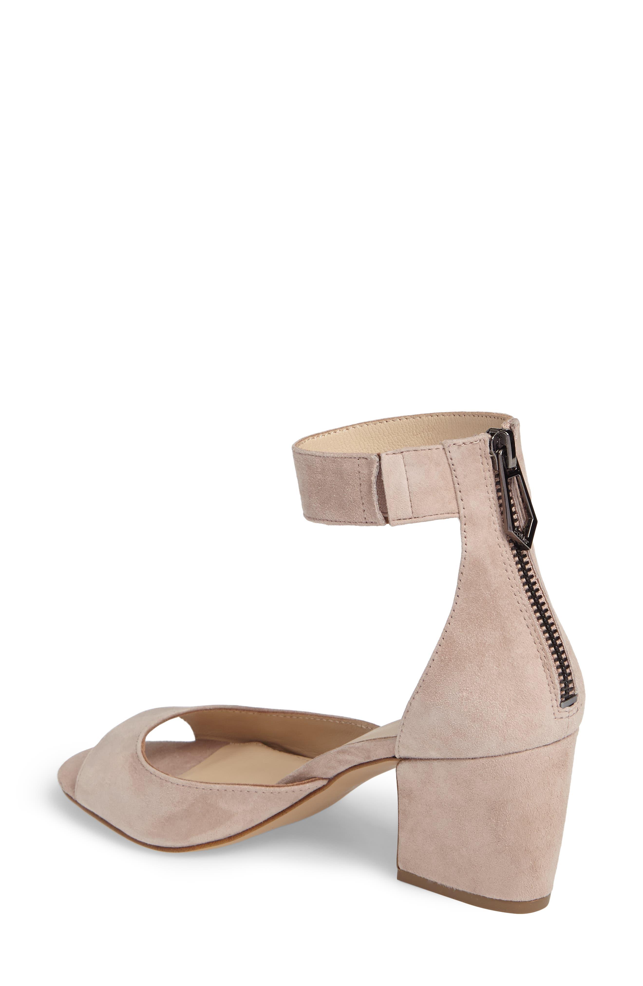 Alternate Image 2  - Botkier Pilar Ankle Strap Sandal (Women)