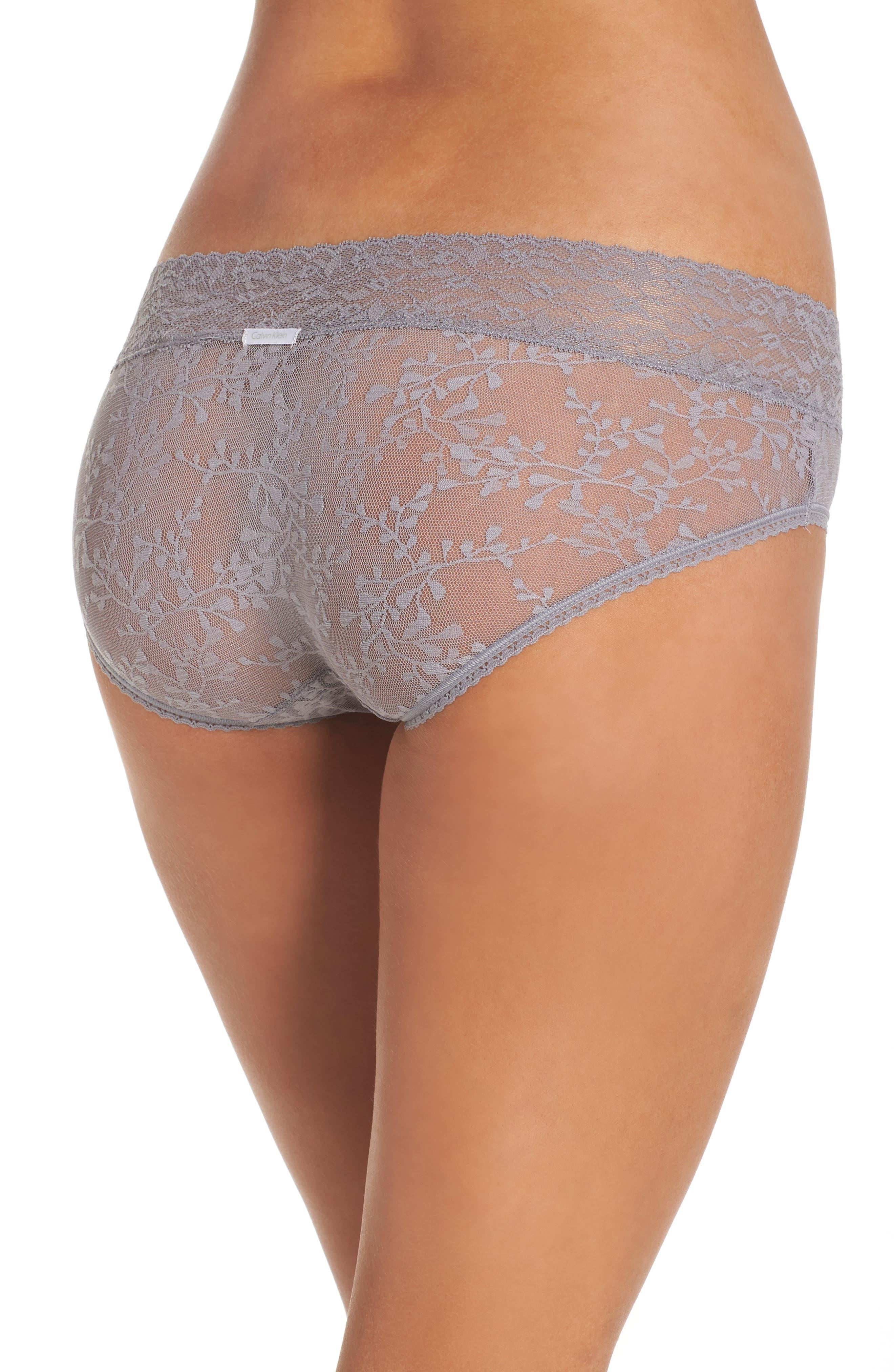 Alternate Image 2  - Calvin Klein Hipster Panties