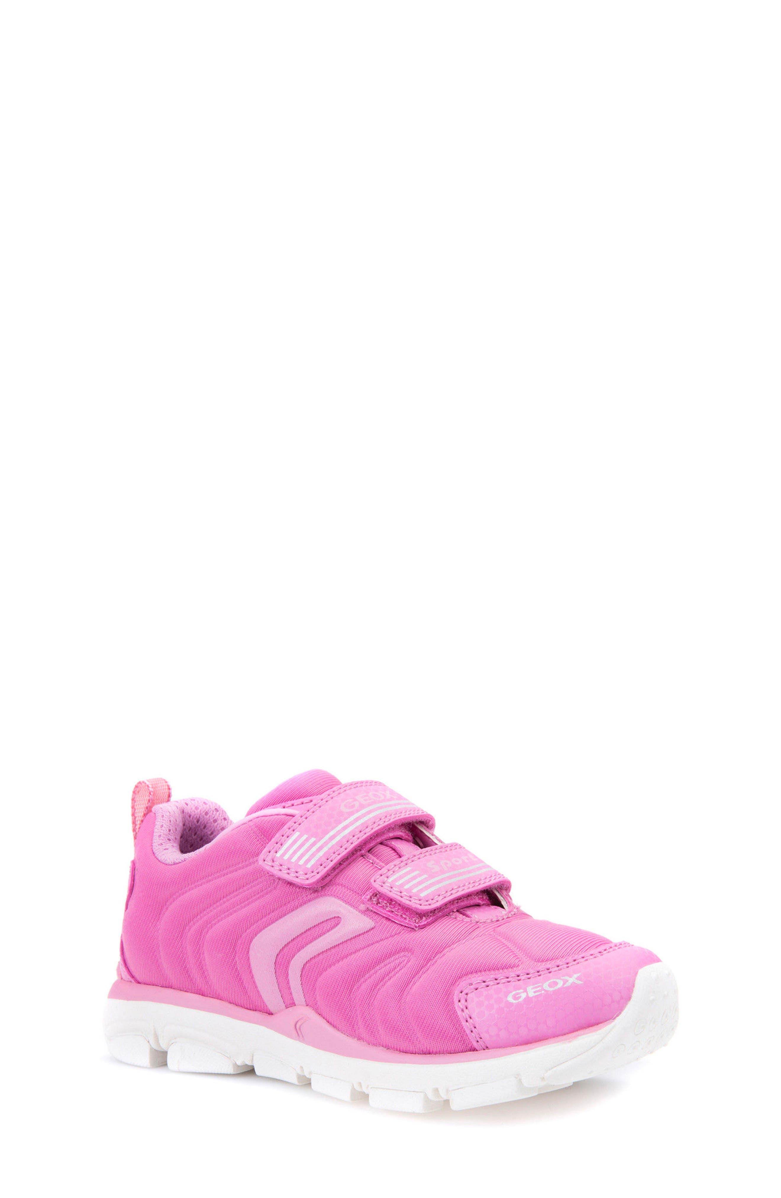 Torque Sneaker,                             Main thumbnail 1, color,                             Fuchsia/ Dark Pink
