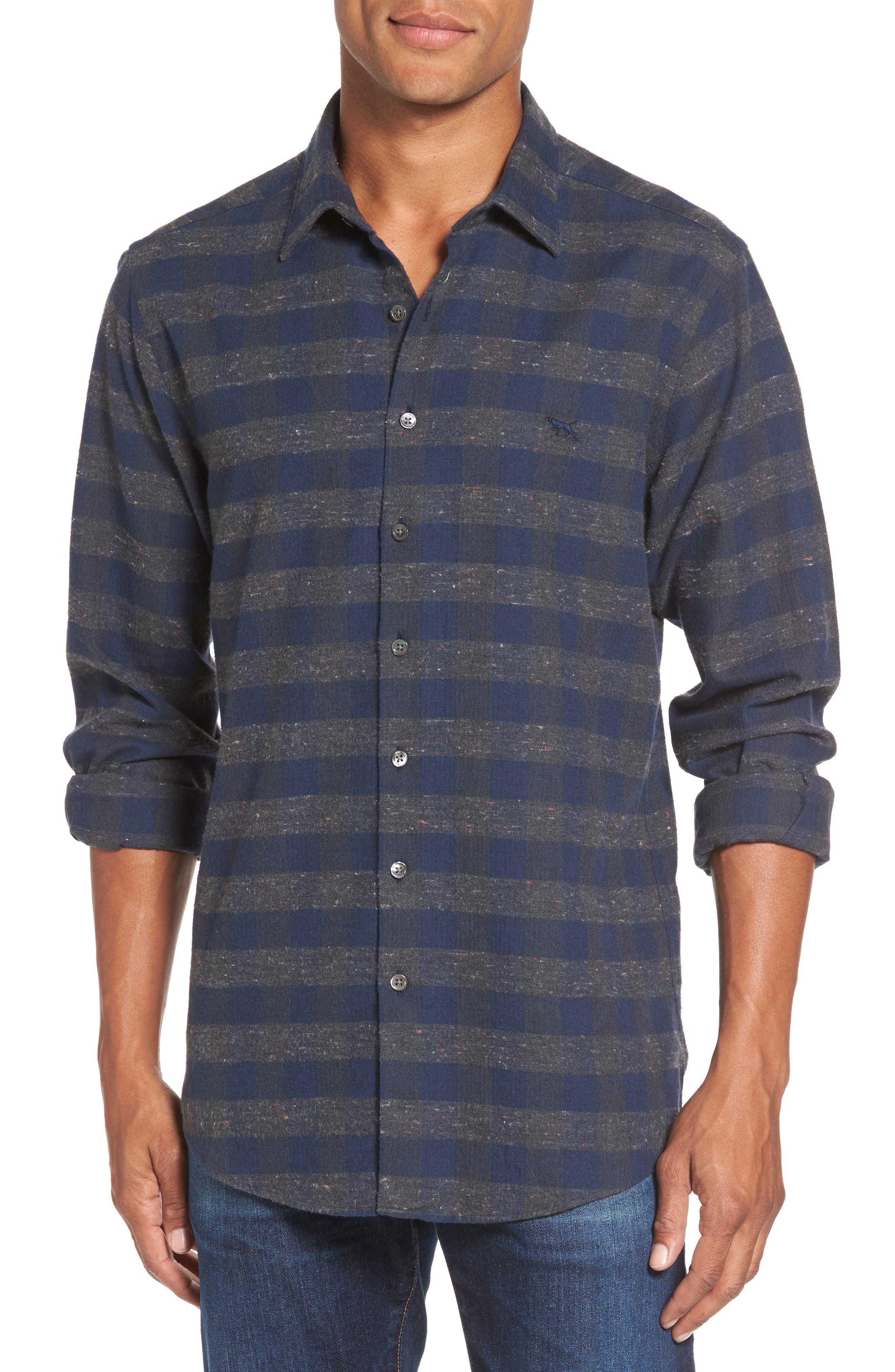 Alternate Image 1 Selected - Rodd & Gunn Santa Rosa Sports Fit Check Sport Shirt