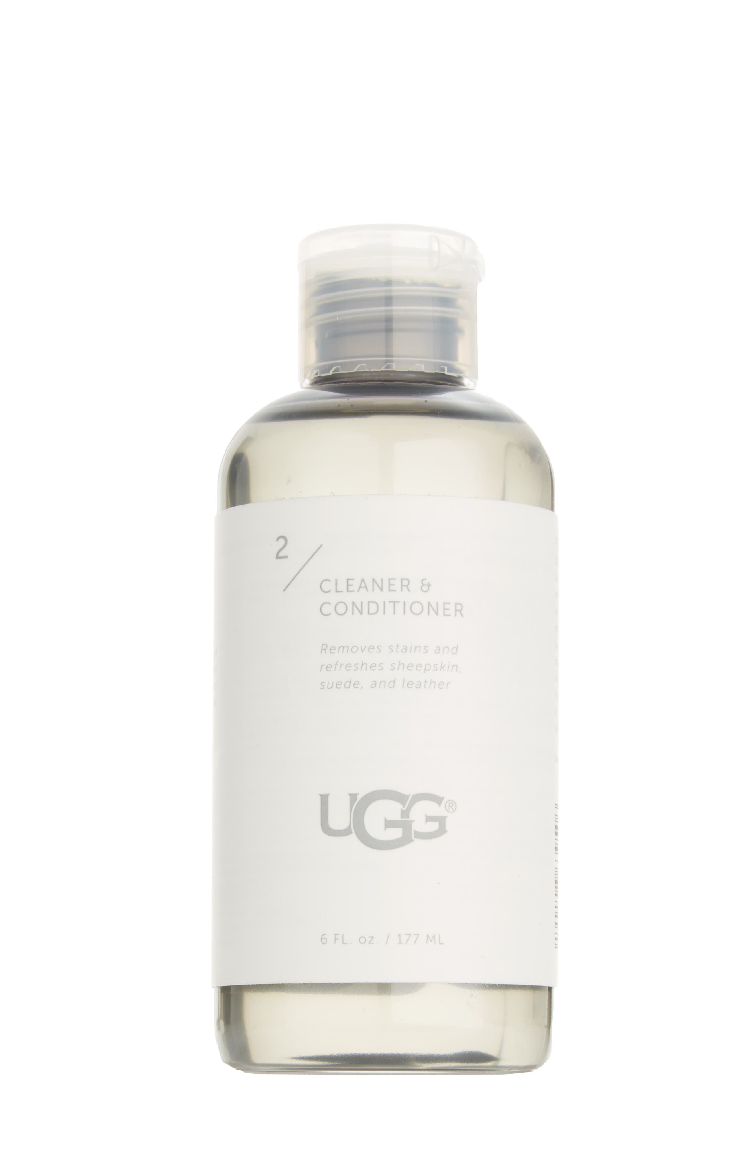 ugg cleaner and conditioner
