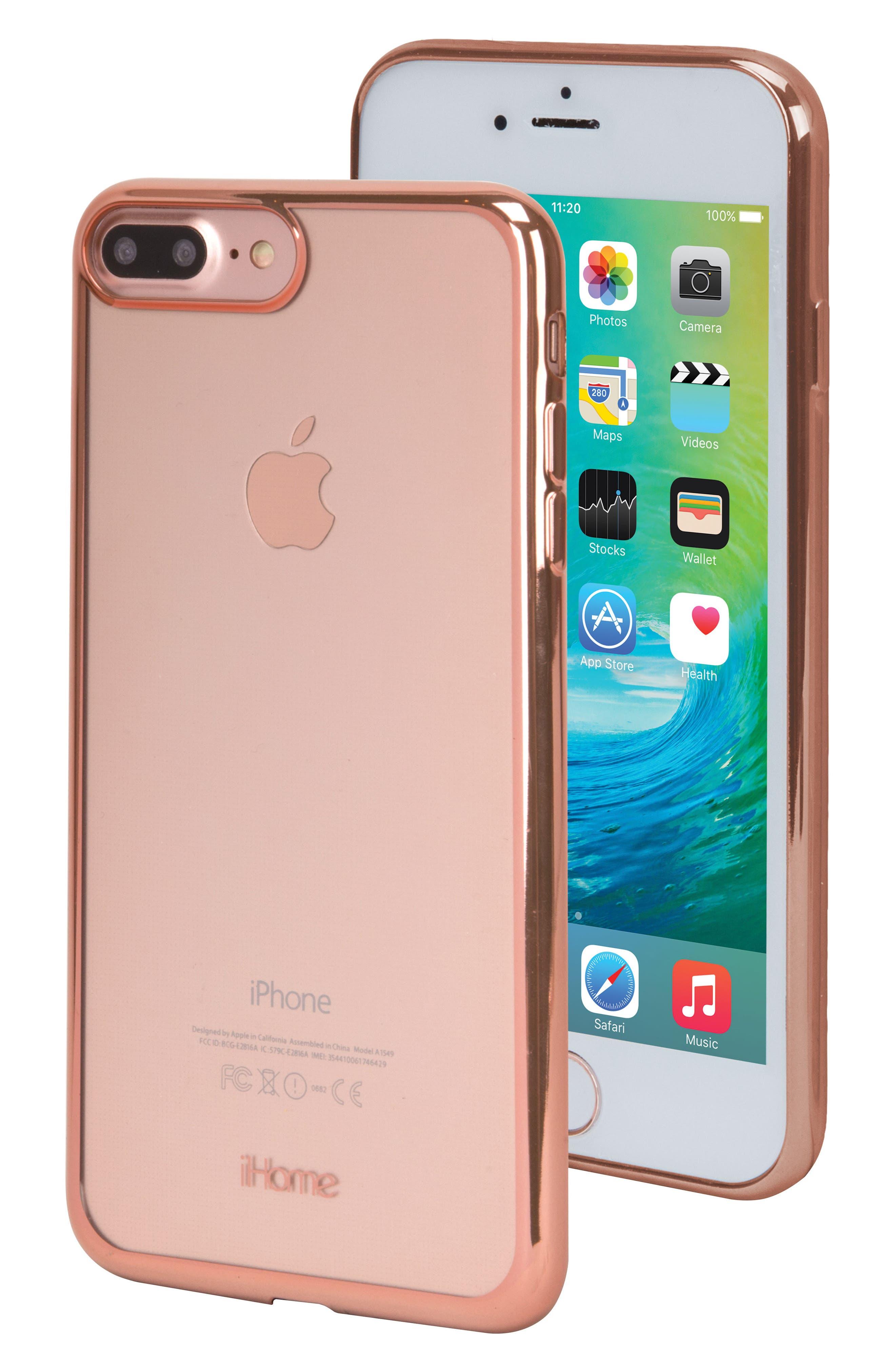 IHOME Lux iPhone 6/7 & 6/7 Plus Case