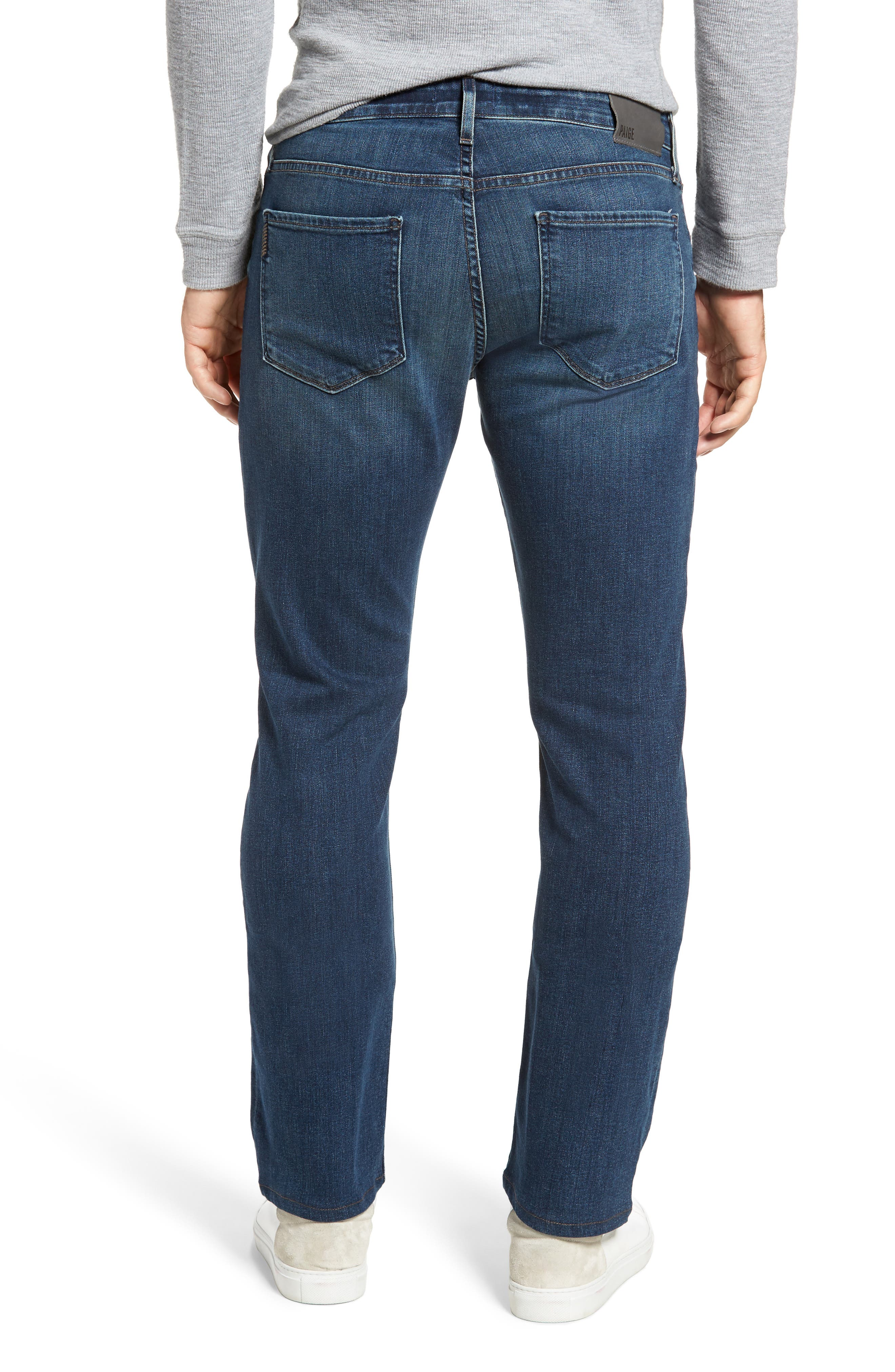 Legacy - Normandie Straight Leg Jeans,                             Alternate thumbnail 2, color,                             Ewan