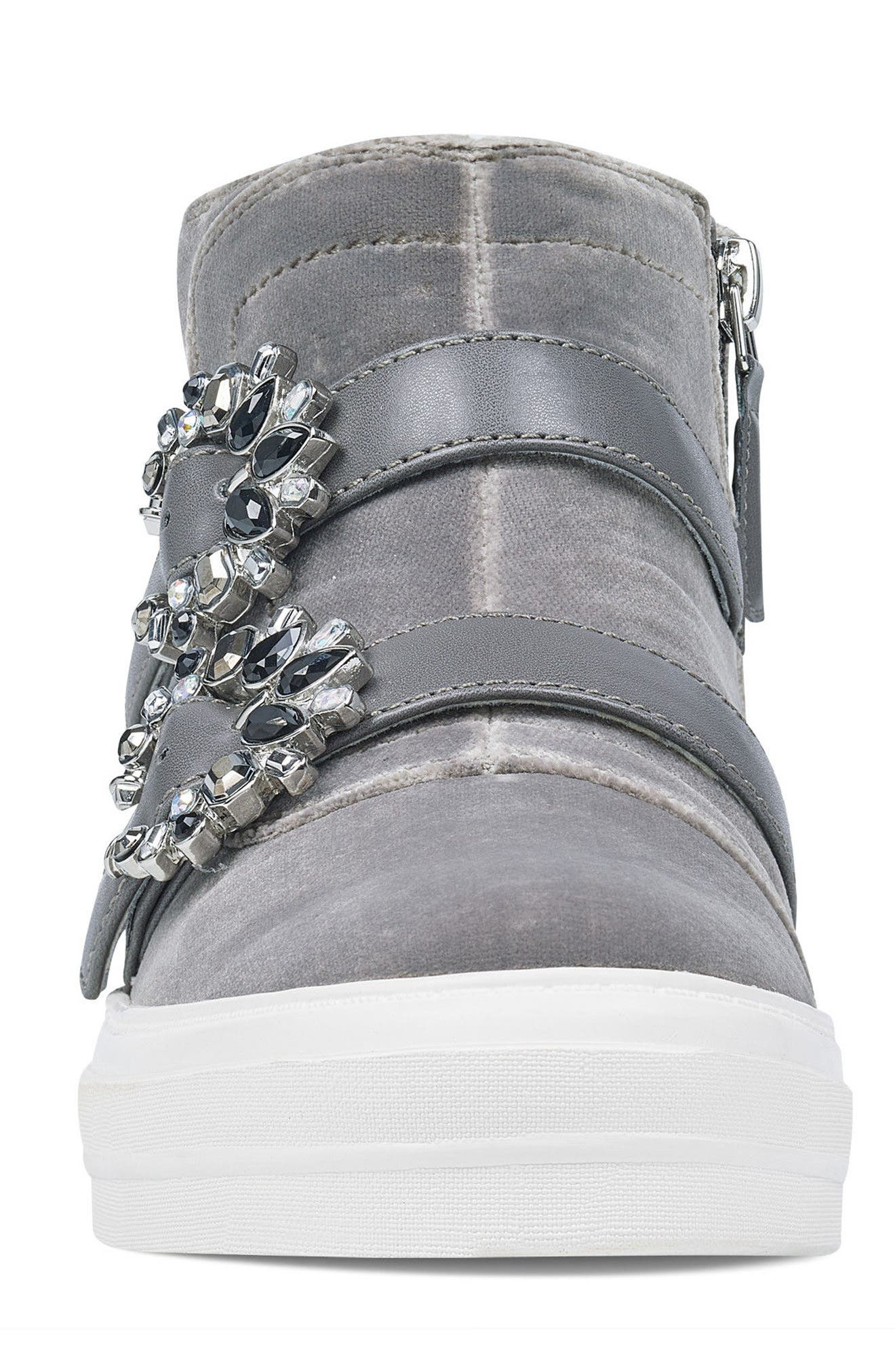 Alternate Image 4  - Nine West Orisna High Top Sneaker (Women)