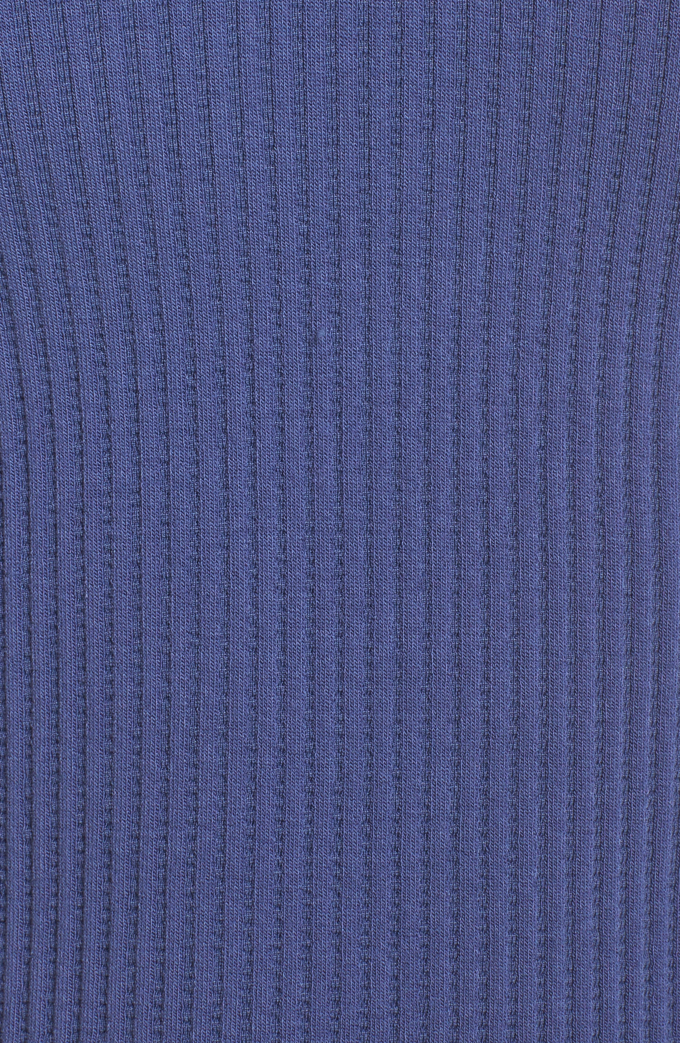Alternate Image 6  - Free People Intimately FP Solid Rib Brami Crop Top
