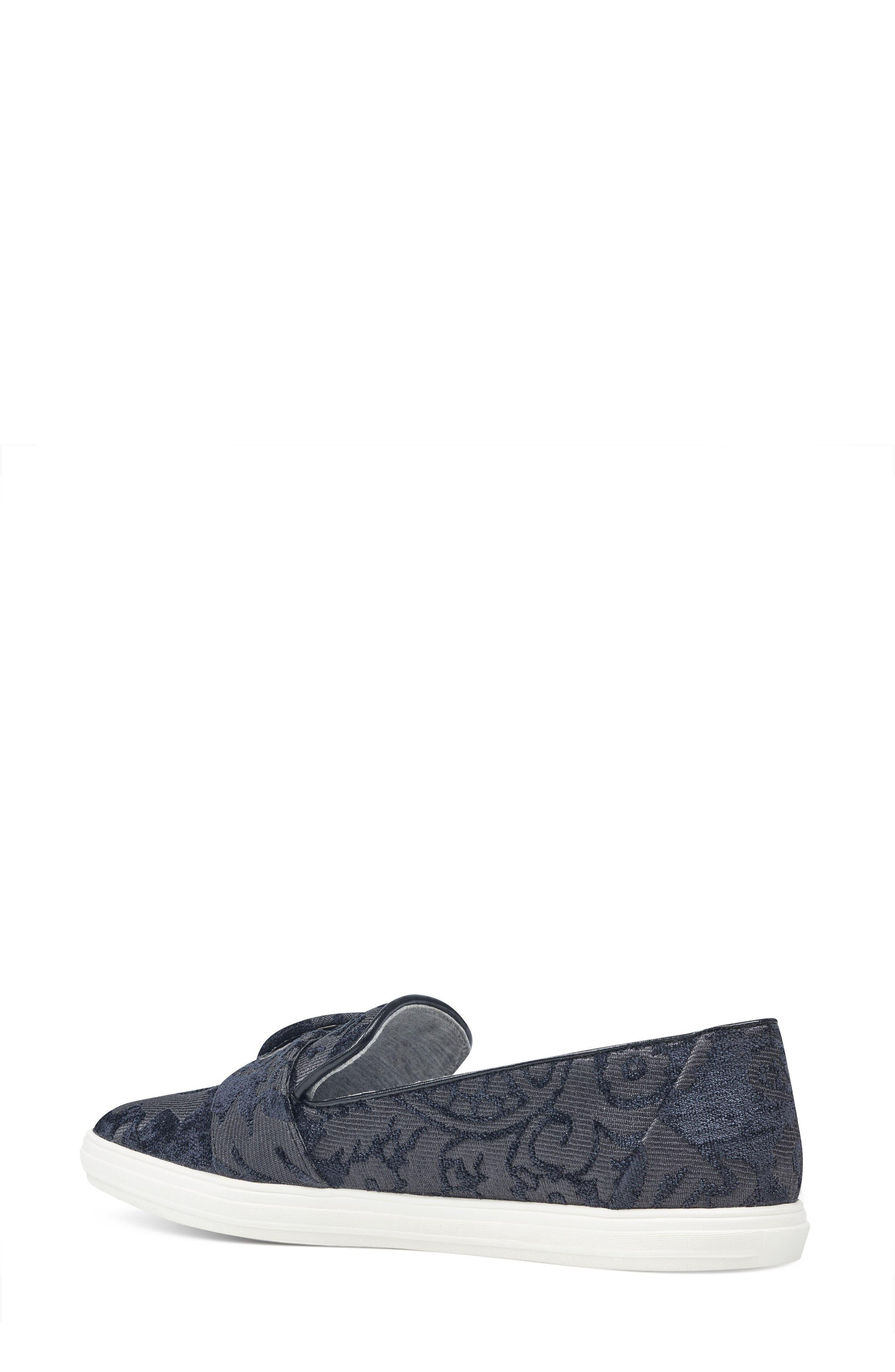 Alternate Image 2  - Nine West Shireene Slip-On Sneaker (Women)