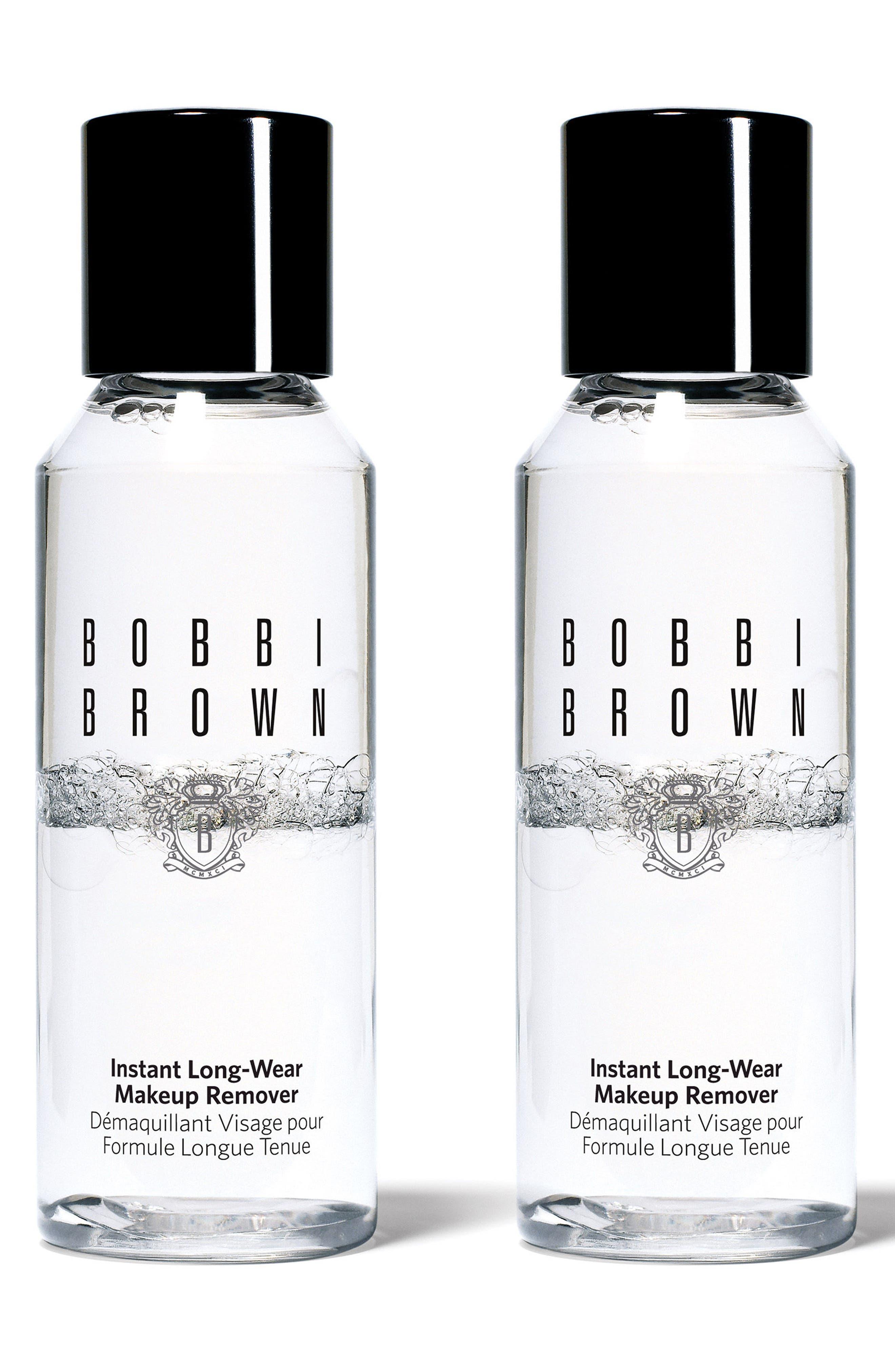 Bobbi Brown Instant Long-Wear Makeup Remover Duo (Nordstrom Exclusive) ($56 Value)