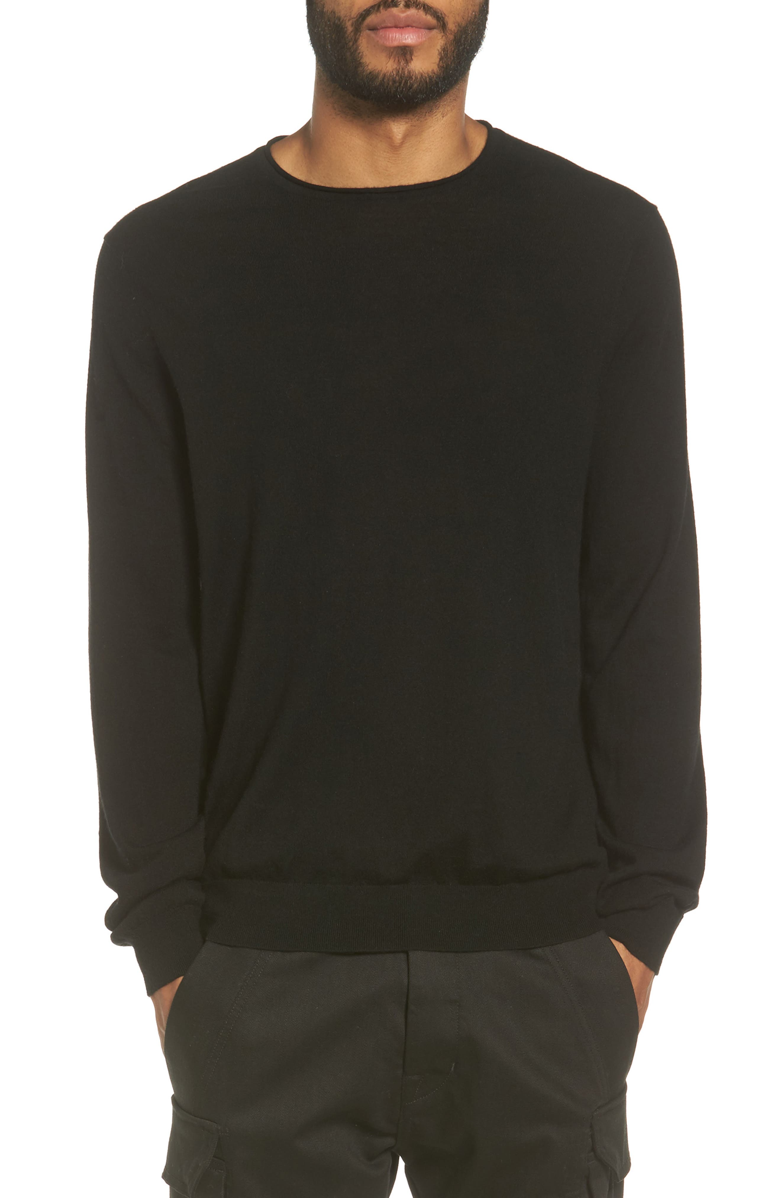 Vince Rolled Neck Sweater