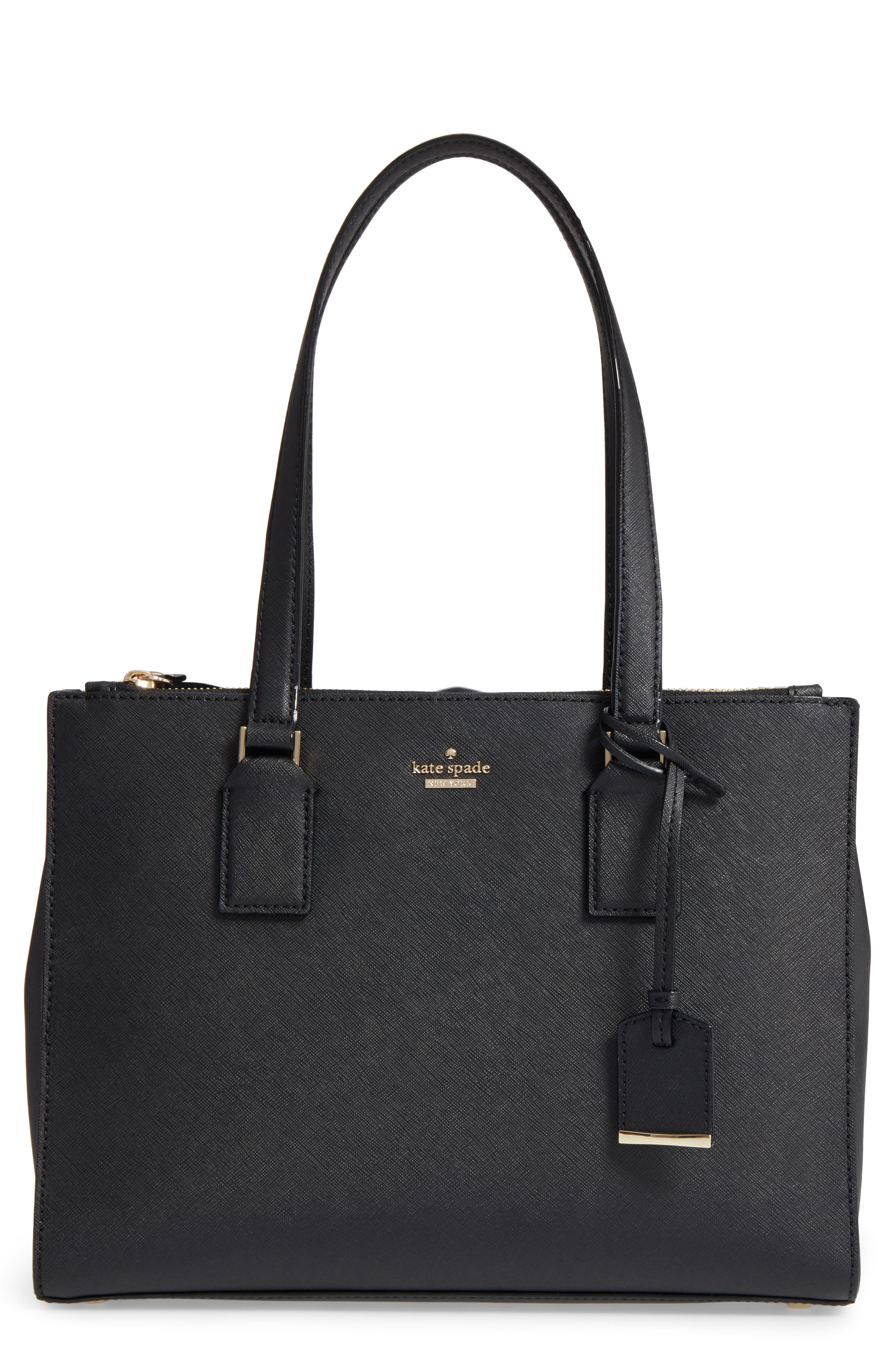 Alternate Image 1 Selected - kate spade new york cameron street - small jensen leather tote