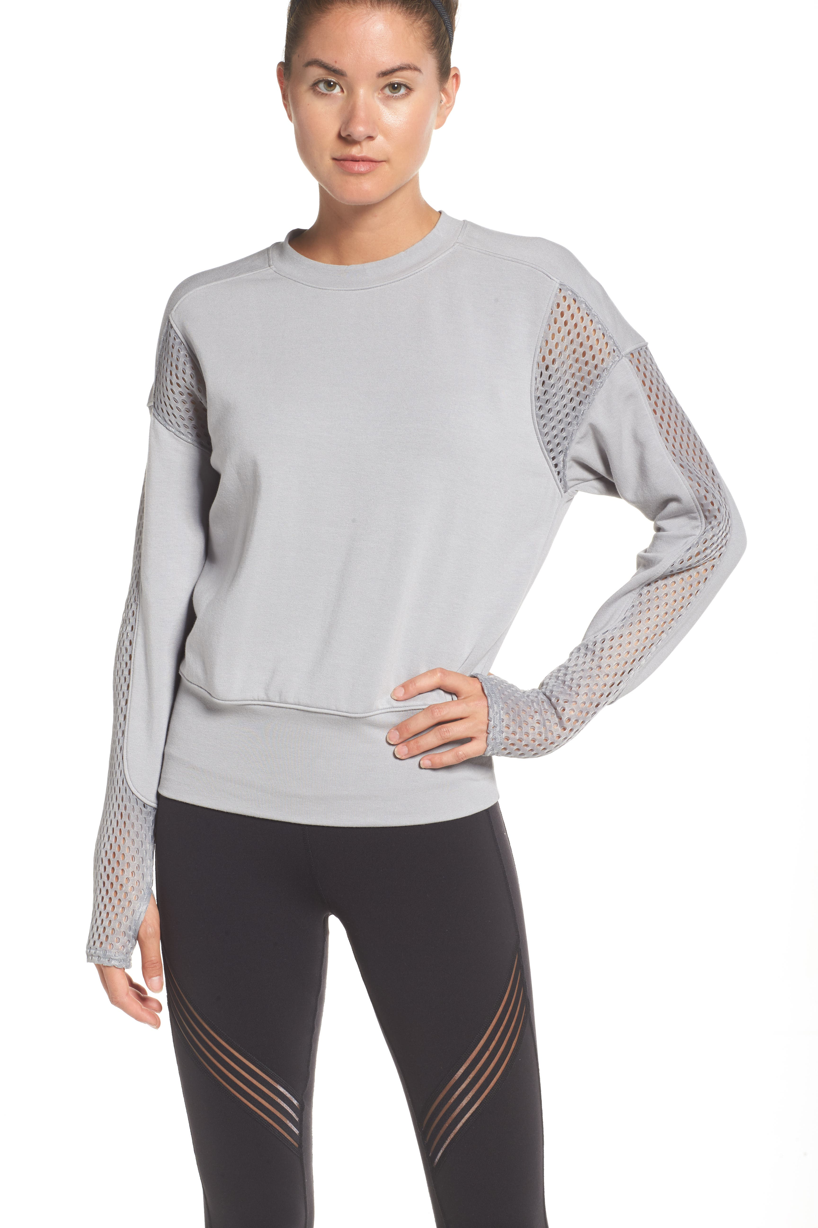 Alternate Image 1 Selected - Alo Formation Pullover