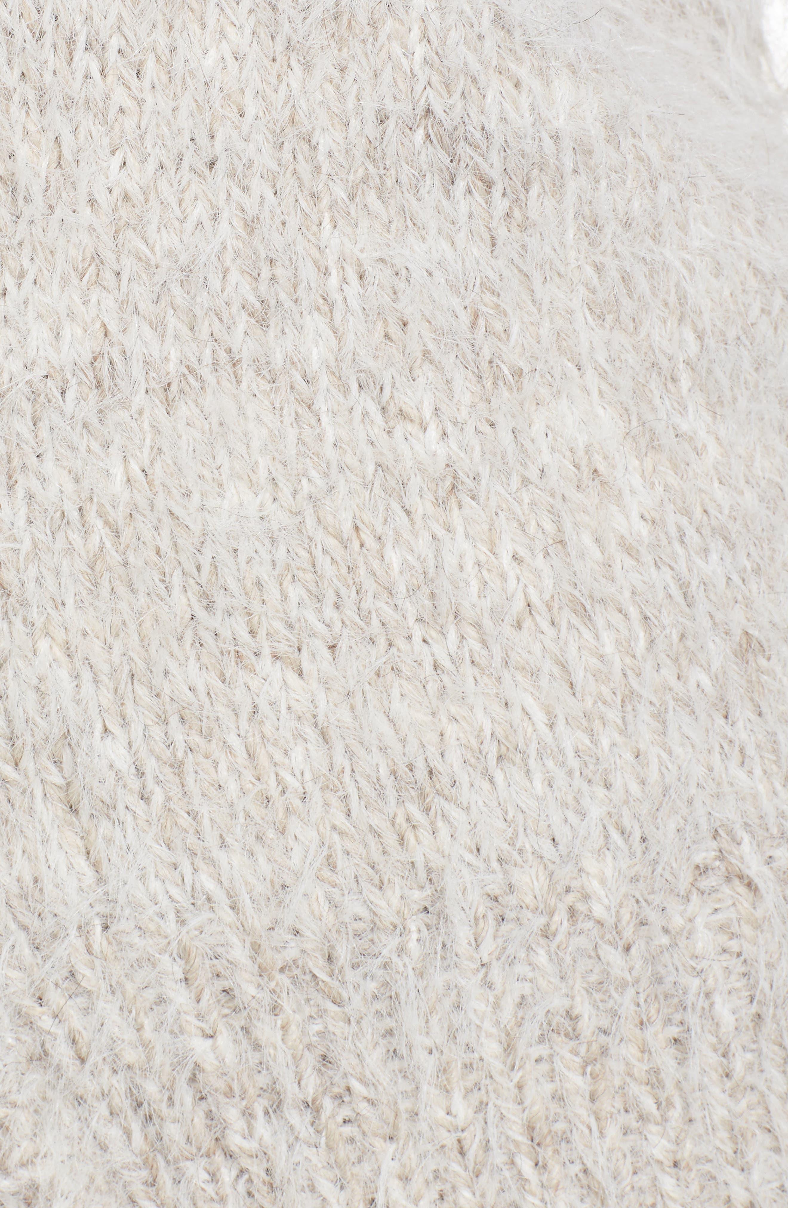 Alternate Image 5  - Leith Fuzzy Cardigan