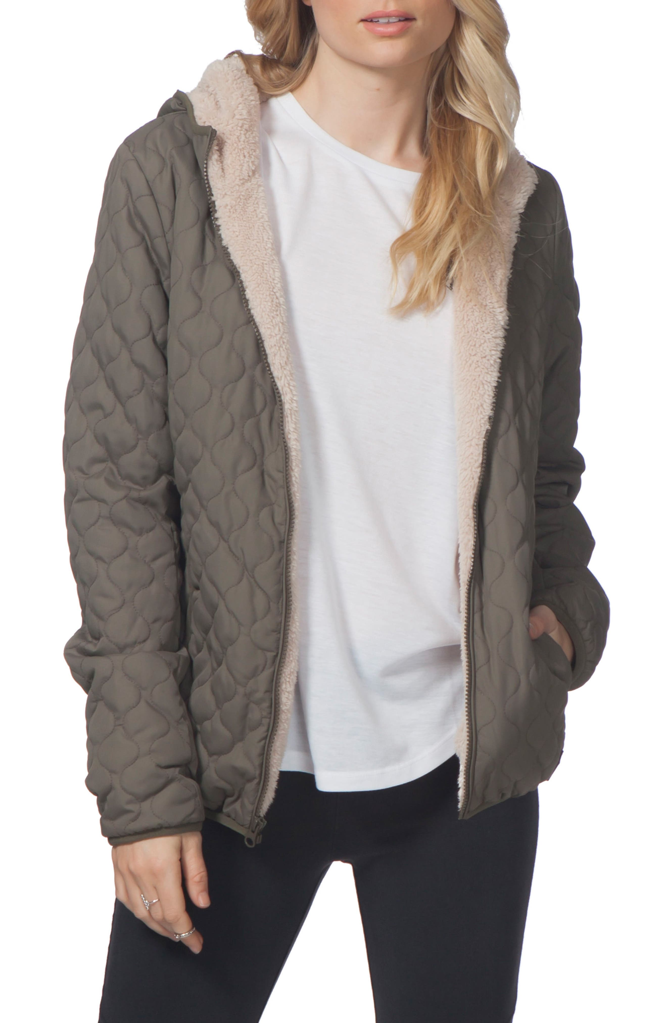 Anoeta Anti Series Jacket,                         Main,                         color, Army