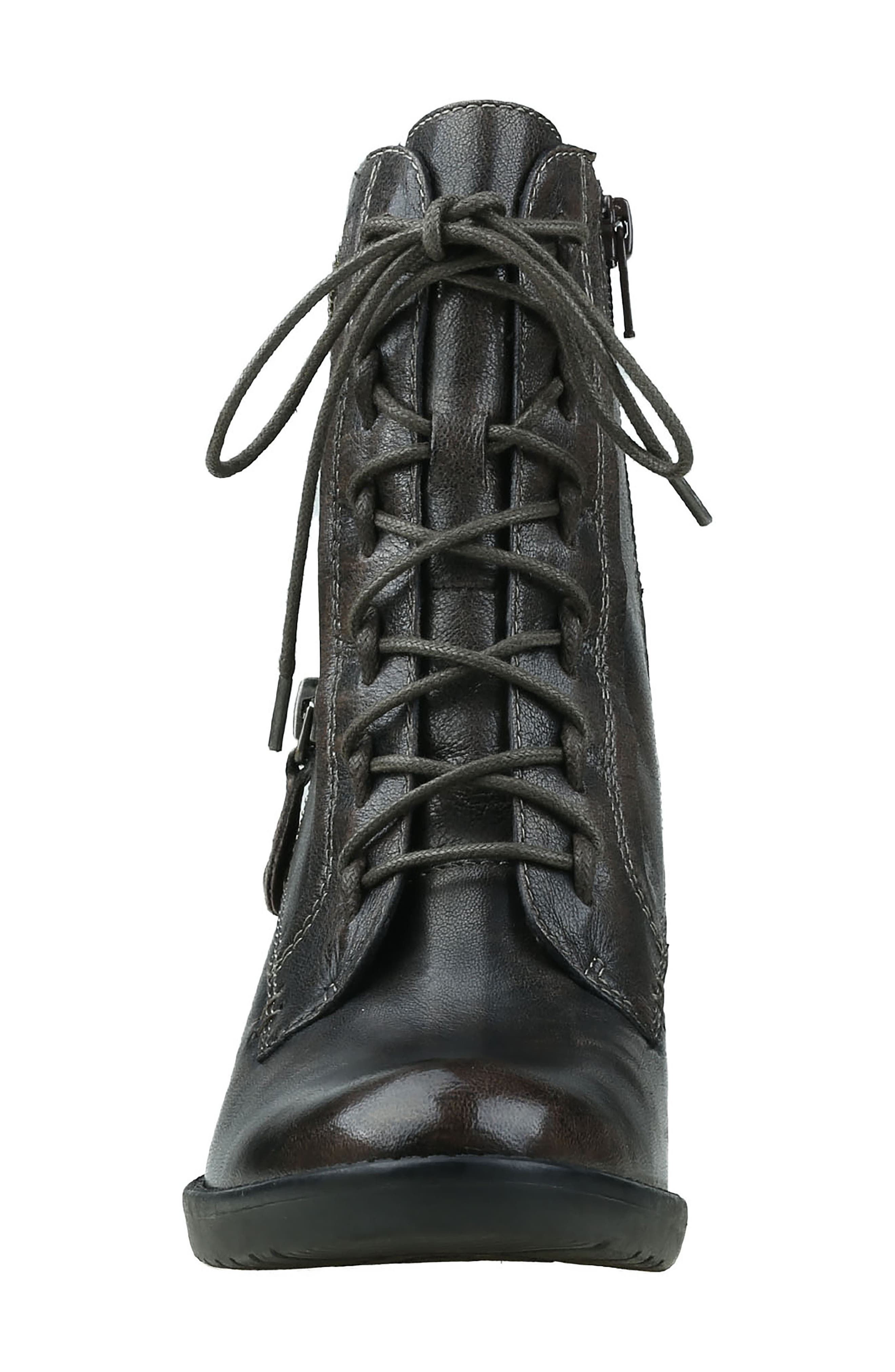 Alternate Image 4  - Earth® Missoula Lace-Up Boot (Women)
