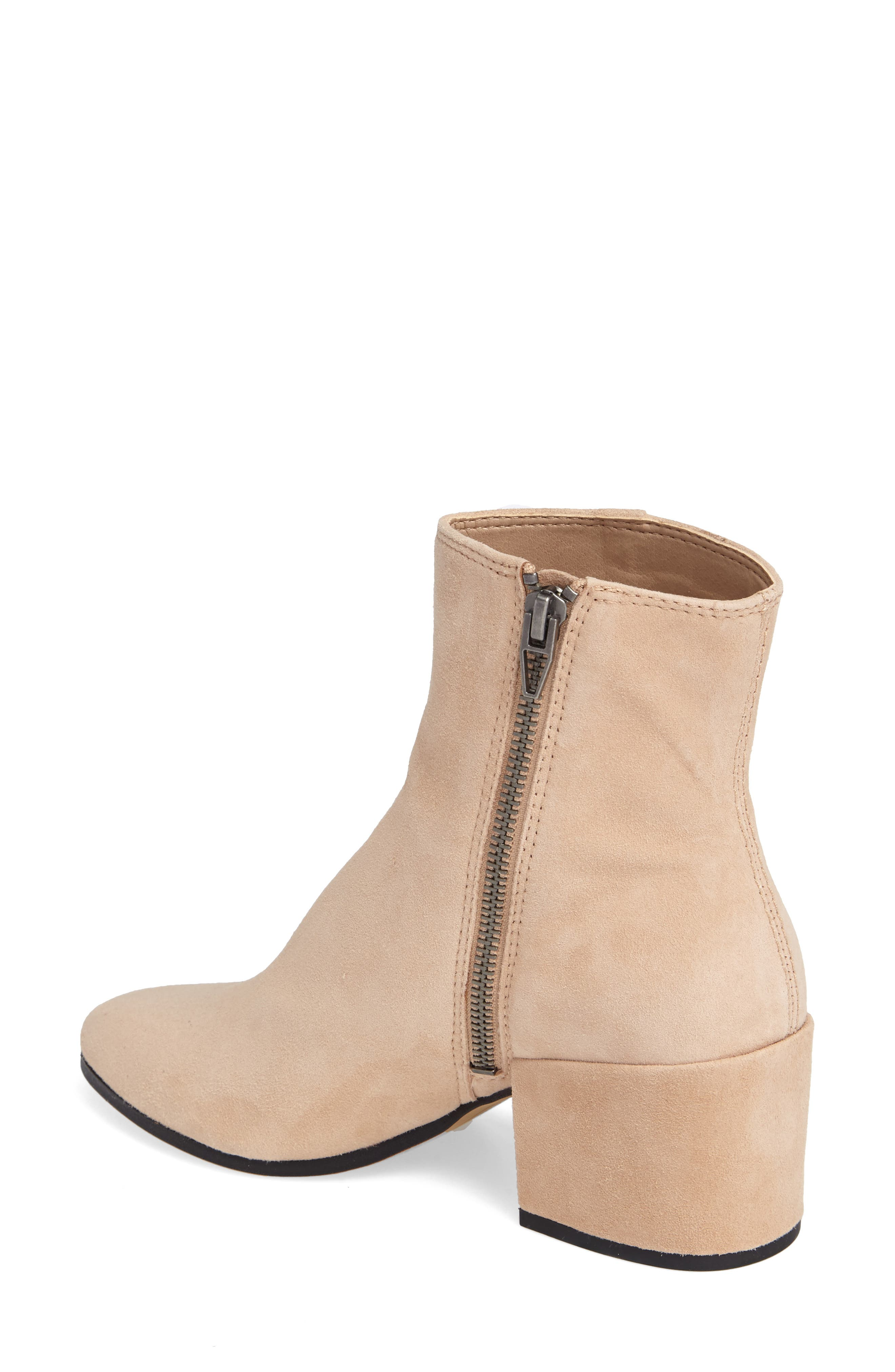 Alternate Image 2  - Dolce Vita Maude Block Heel Bootie (Women)