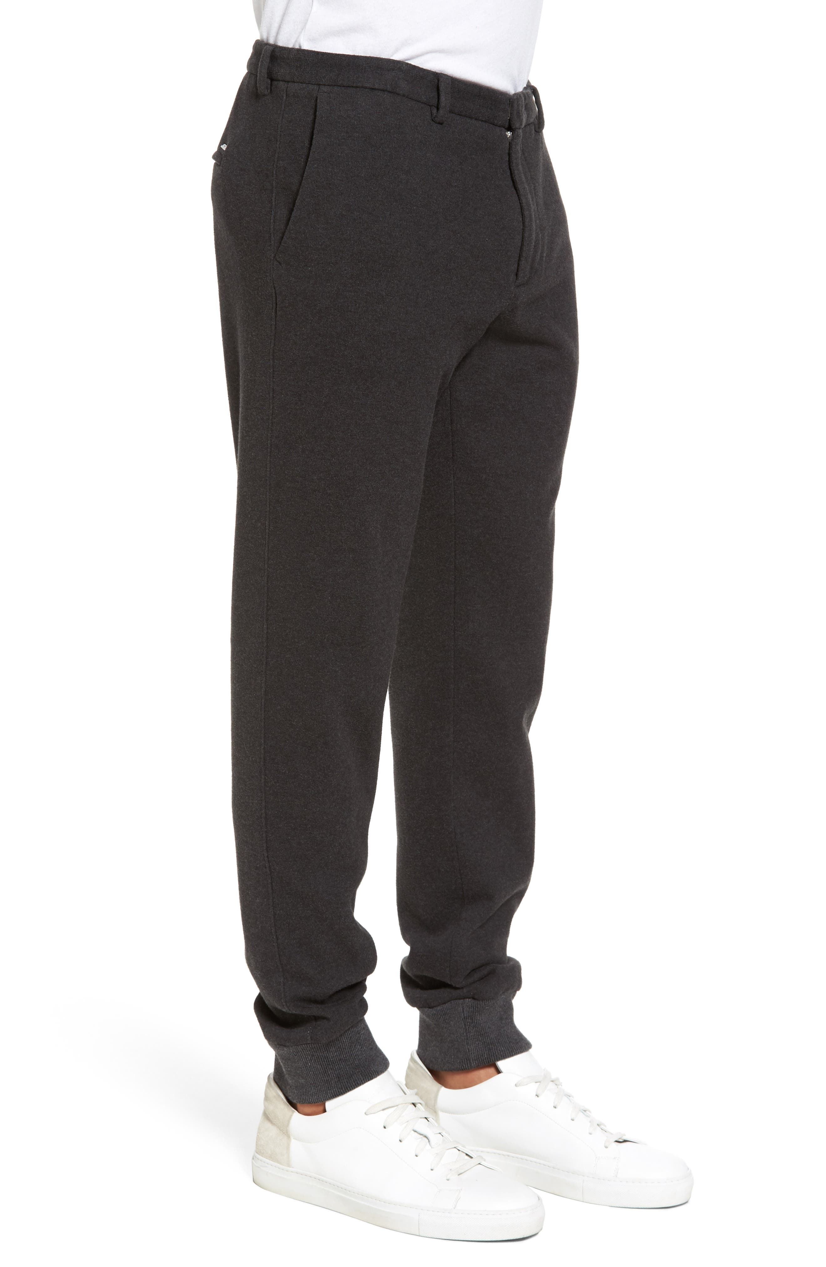 Alternate Image 3  - BOSS Slim Fit Jersey Jogger Pants