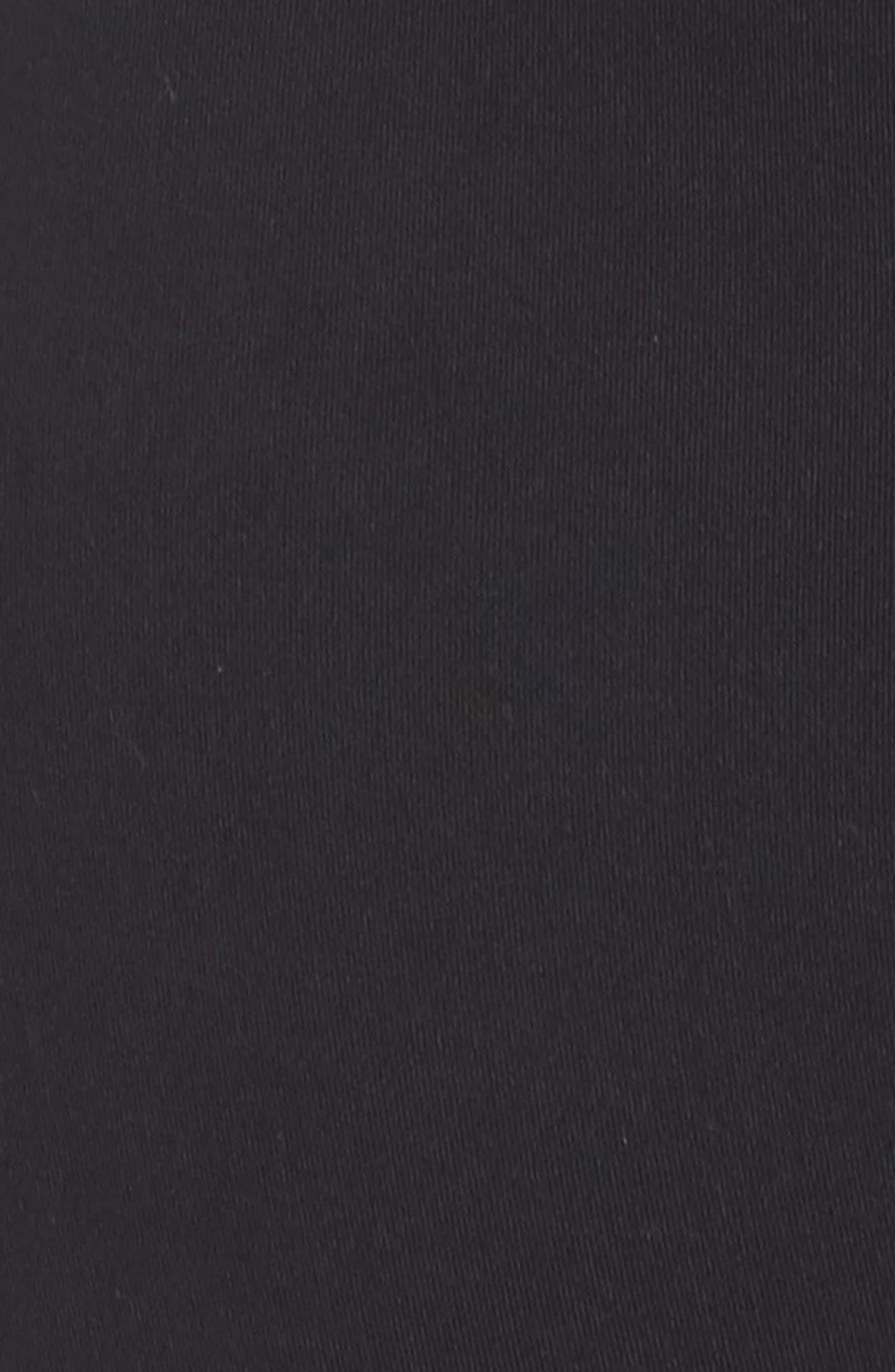 Alternate Image 5  - Zella Infinity High Waist Leggings (Plus Size)