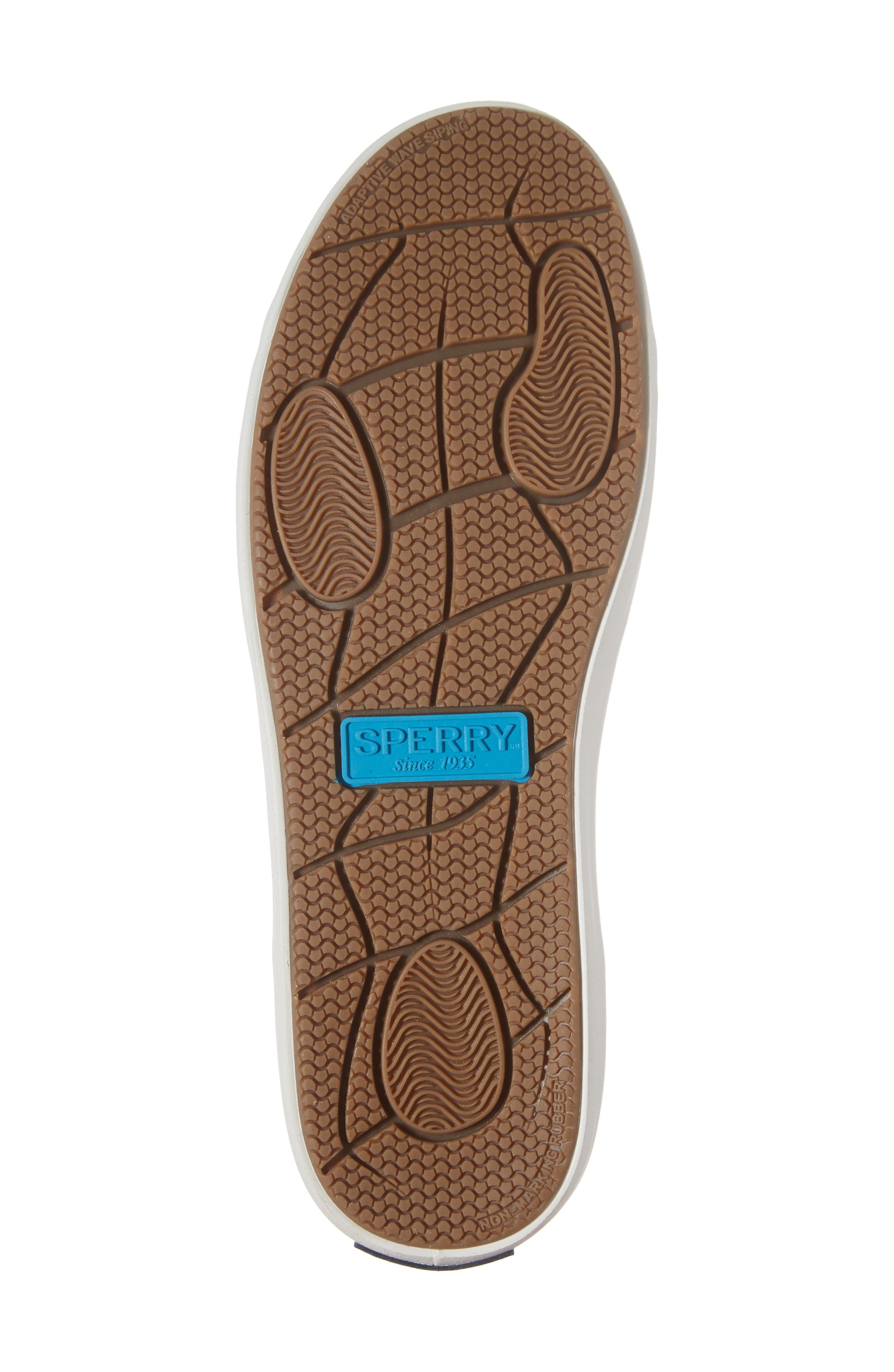 Flex Deck LTT Sneaker,                             Alternate thumbnail 6, color,                             Grey