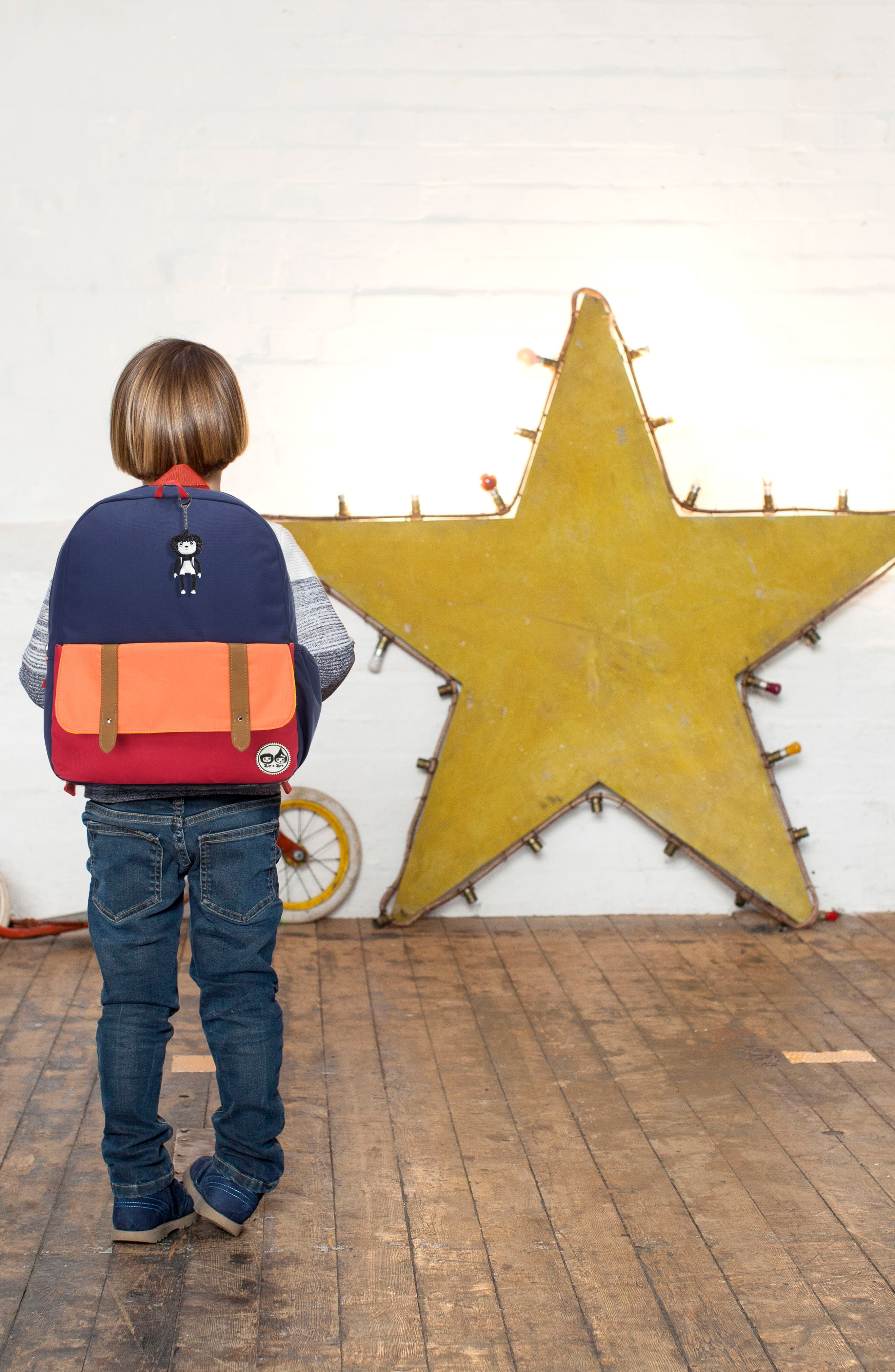 Alternate Image 12  - Babymel Zip & Zoe Junior Backpack Set