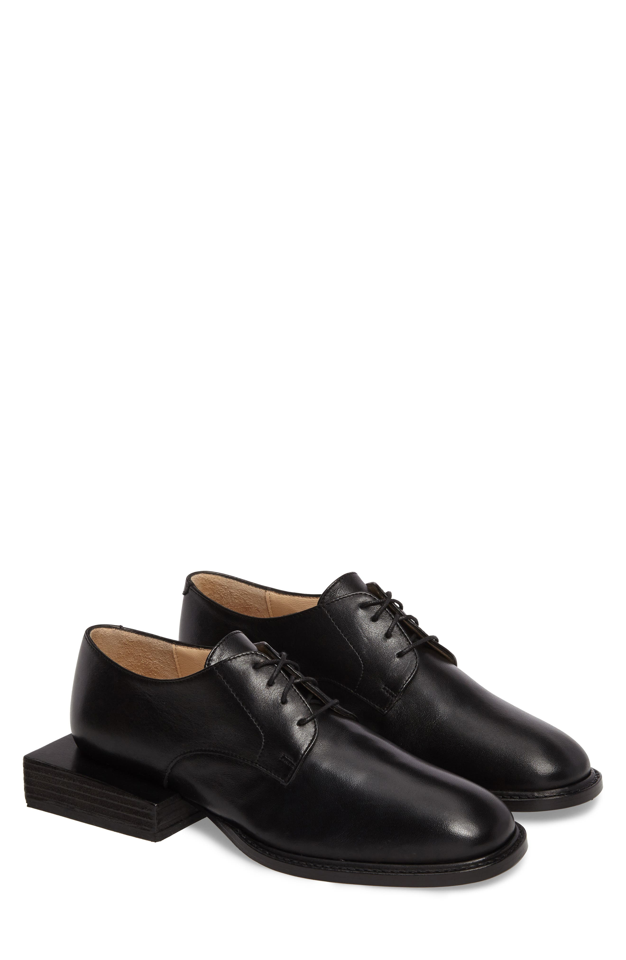 Alternate Image 1 Selected - Jacquemus Les Chaussures Clown Oxford (Women)