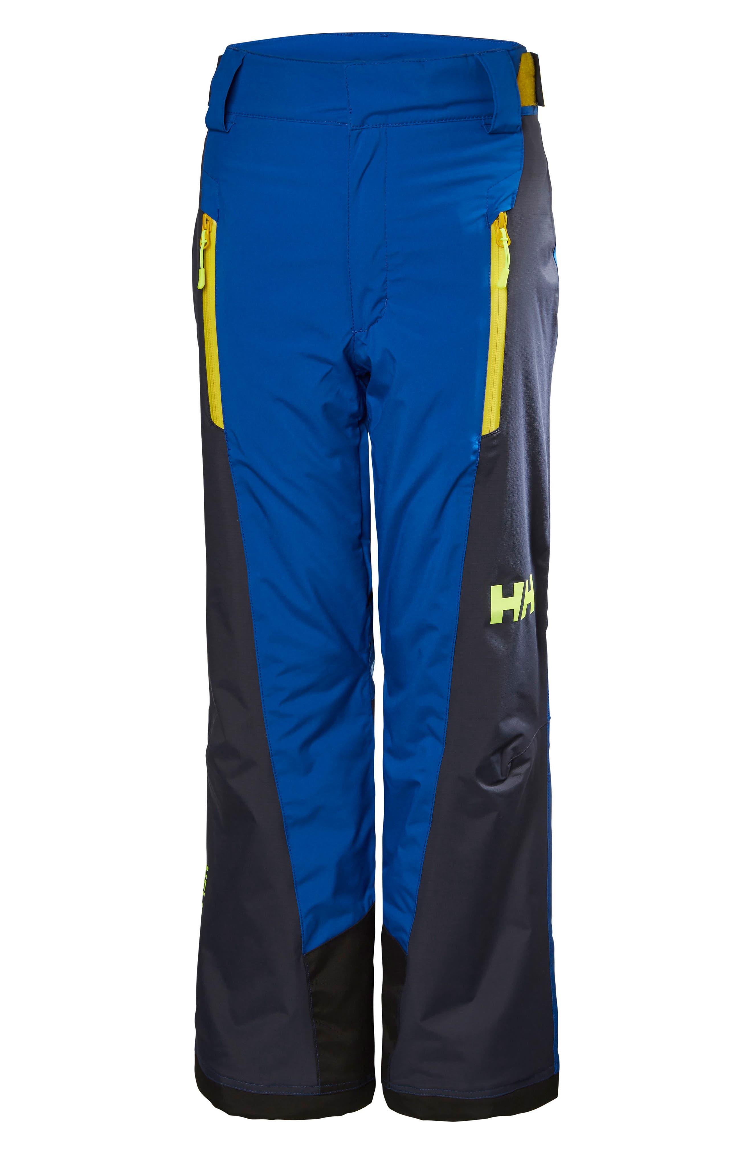 Helly Hansen Jr Barrier Waterproof Snow Pants (Big Boys)
