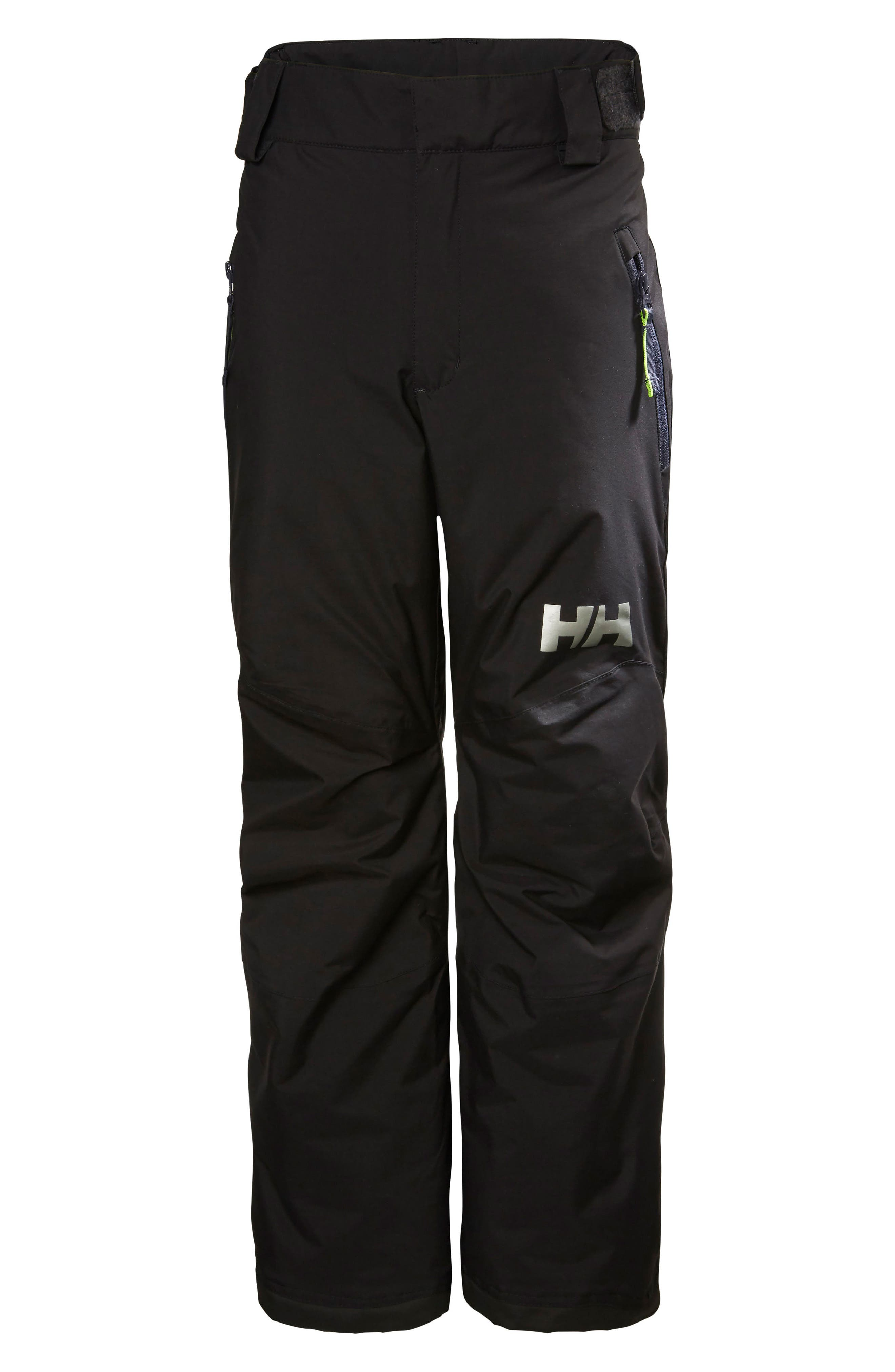 Legendary Waterproof PrimaLoft<sup>®</sup> Insulated Snow Pants,                             Main thumbnail 1, color,                             Black