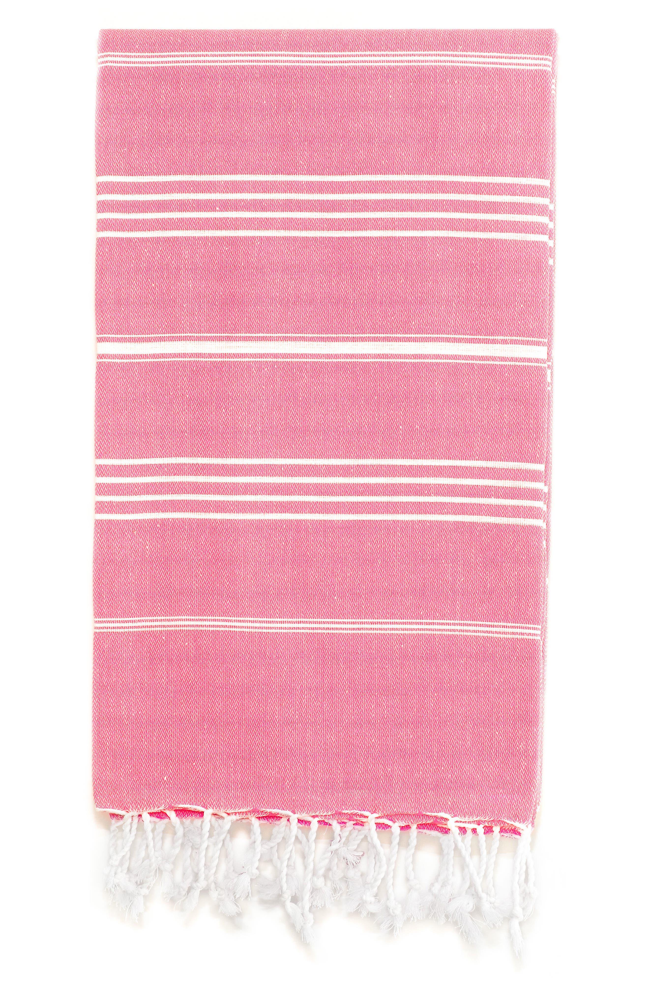 Alternate Image 1 Selected - Linum Home Textiles 'Lucky' Turkish Pestemal Towel