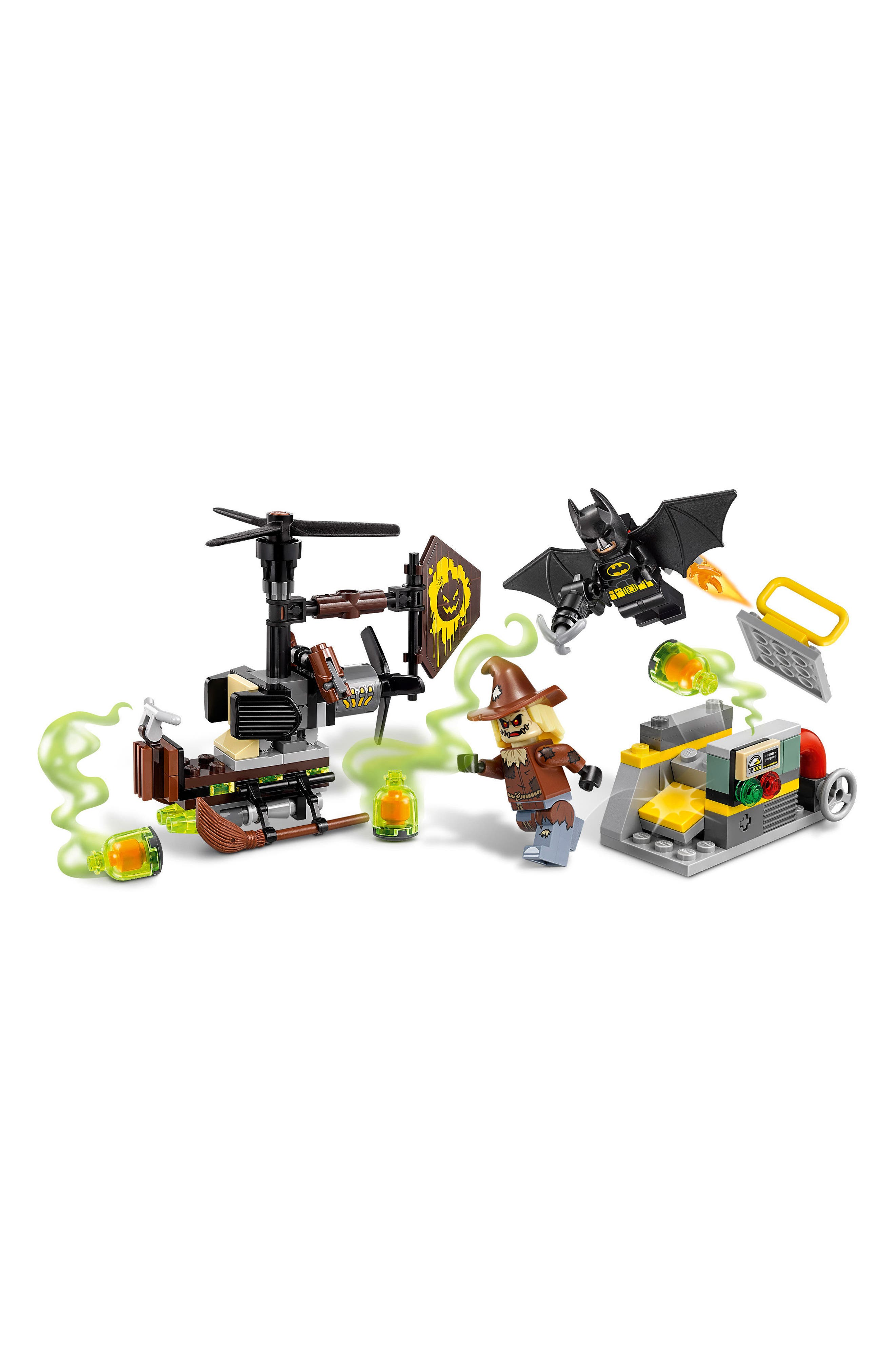 THE LEGO<sup>®</sup> BATMAN MOVIE: Scarecrow<sup>™</sup> Fearful Face-Off Set - 70913,                             Alternate thumbnail 4, color,                             Multi