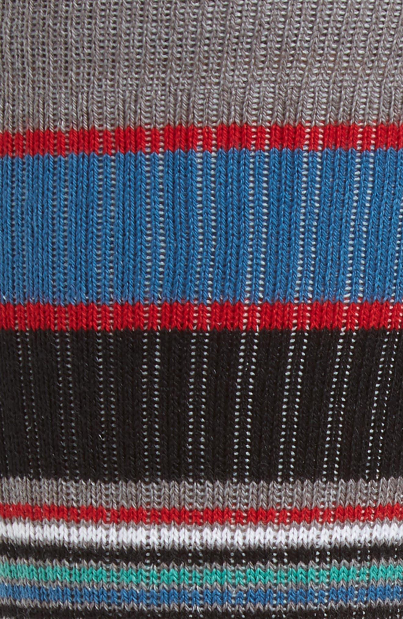 Sparta Classic Crew Socks,                             Alternate thumbnail 2, color,                             Grey