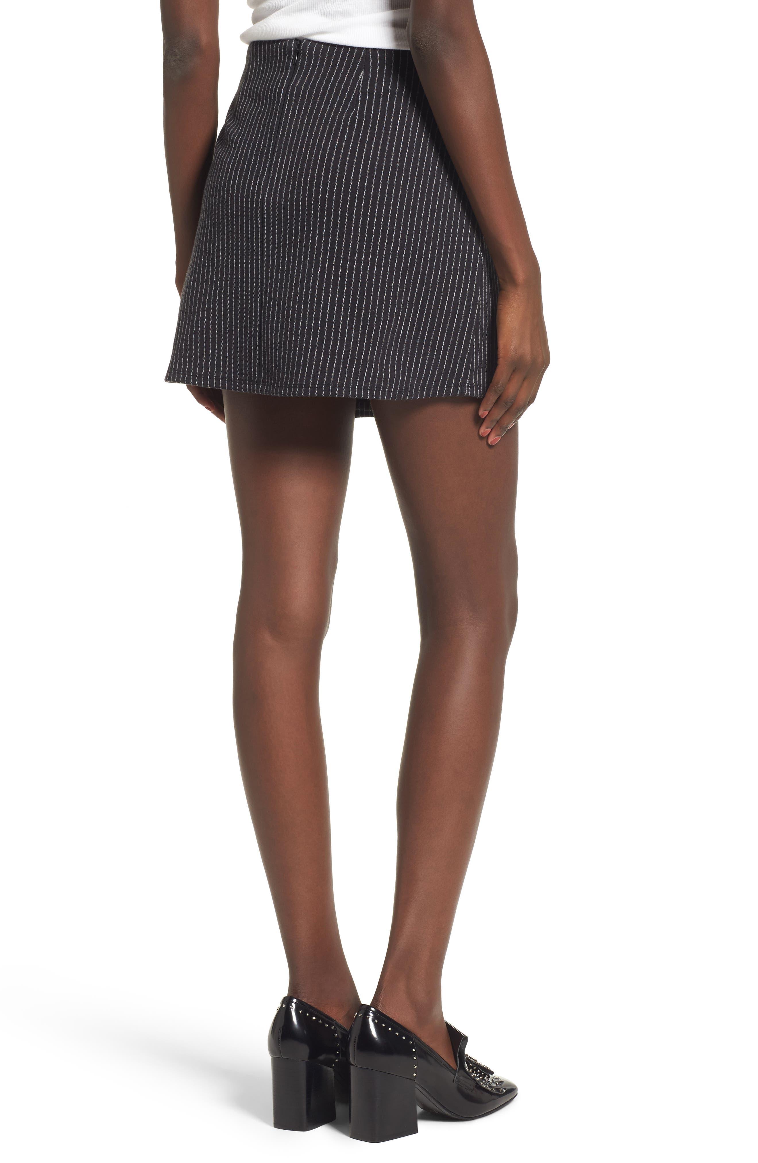Alternate Image 2  - Leith Grommet Pencil Skirt
