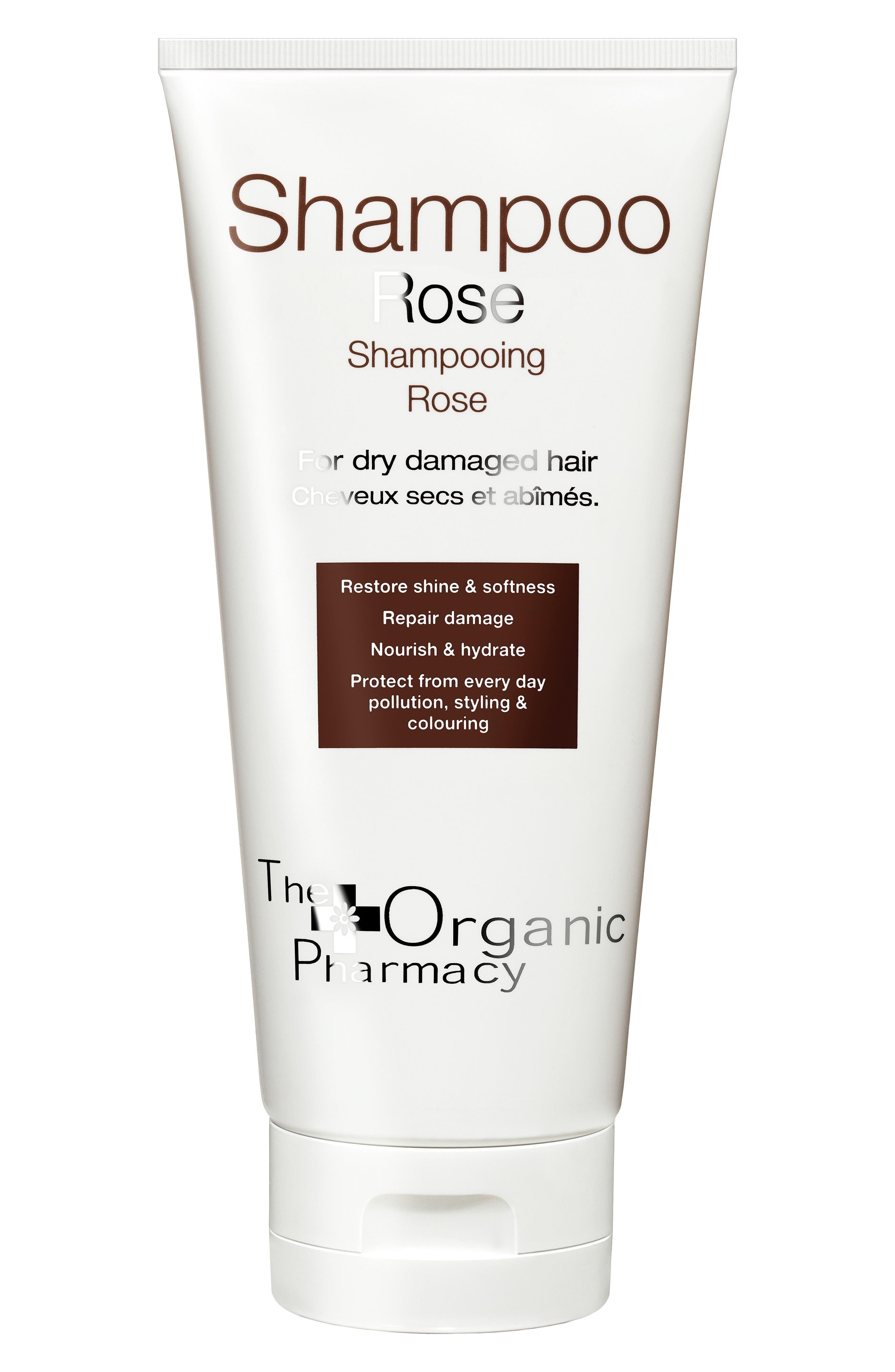 Alternate Image 1 Selected - The Organic Pharmacy Rose Shampoo