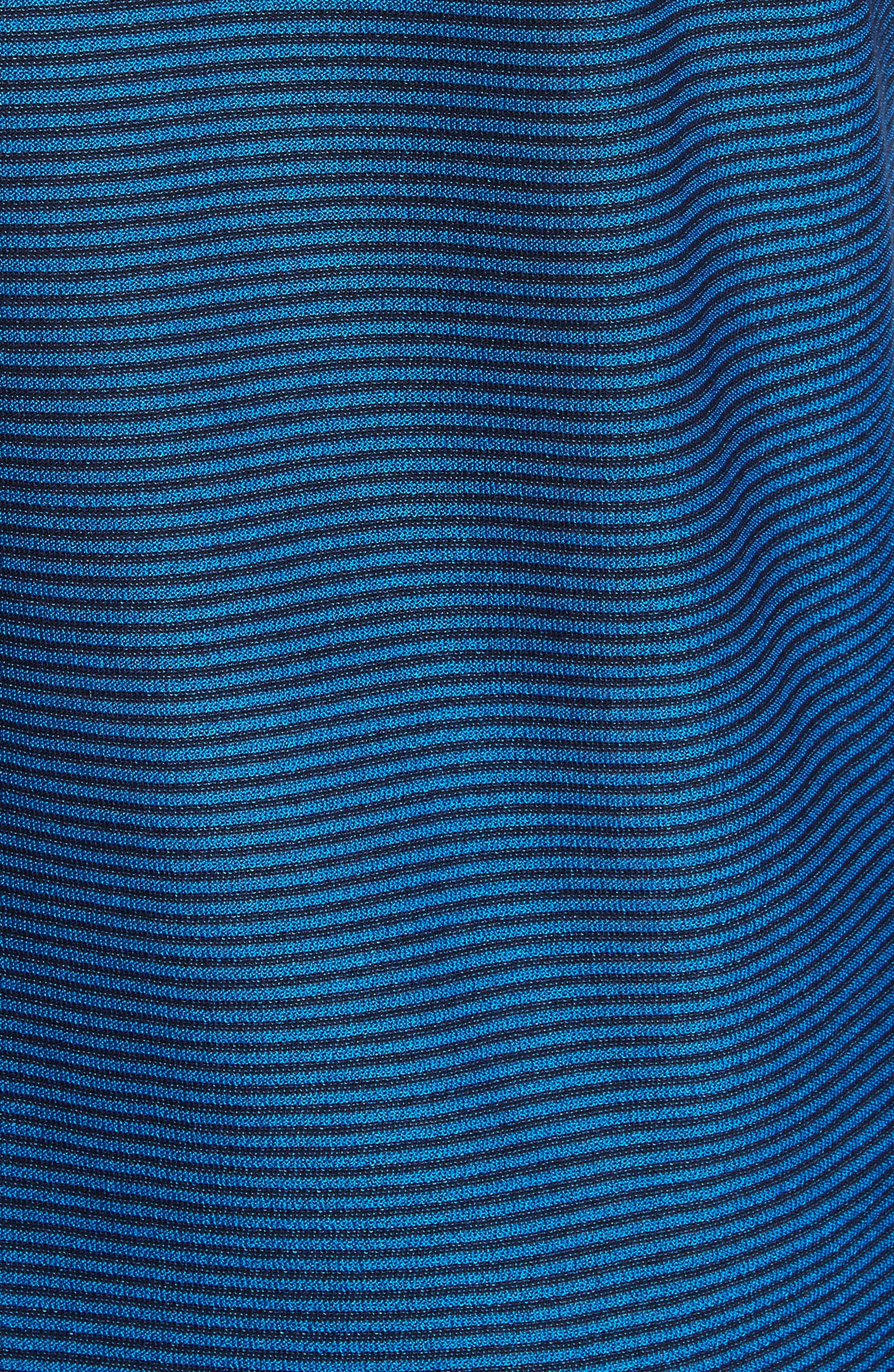 Alternate Image 5  - St. John Collection Jacquard Knit Sweater