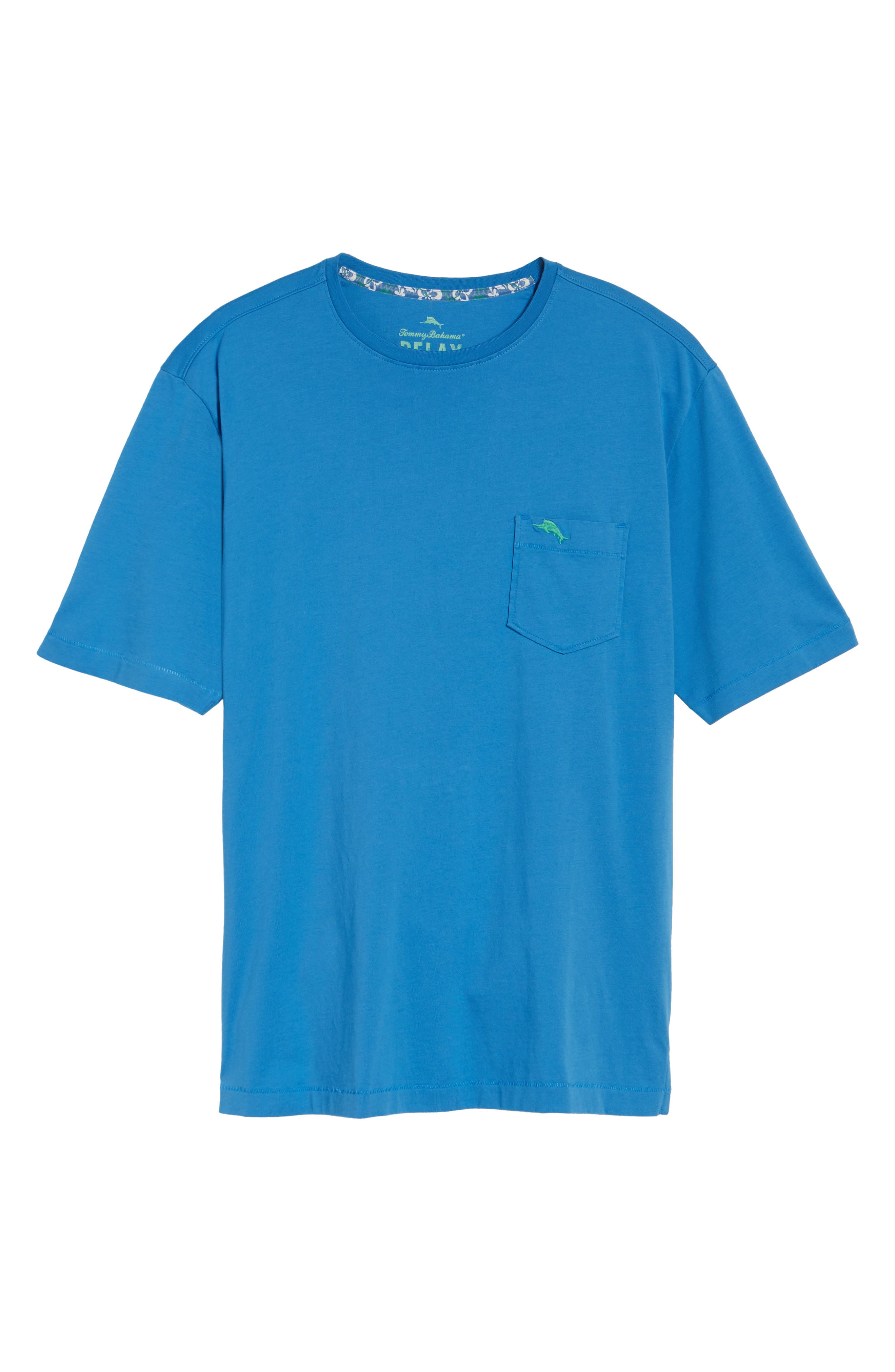Alternate Image 6  - Tommy Bahama Bali Skyline Pocket T-Shirt