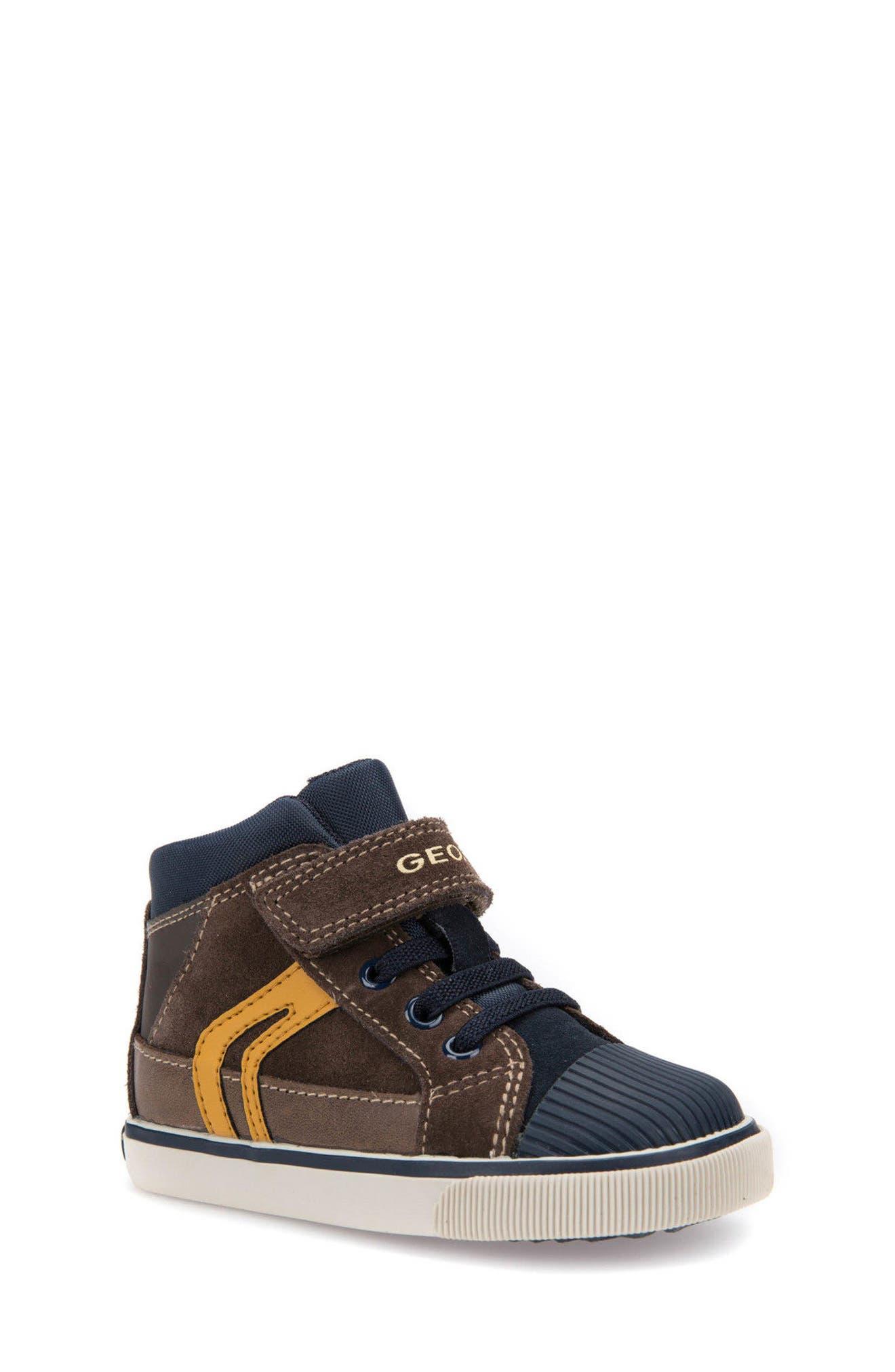 GEOX Kiwi High Top Sneaker