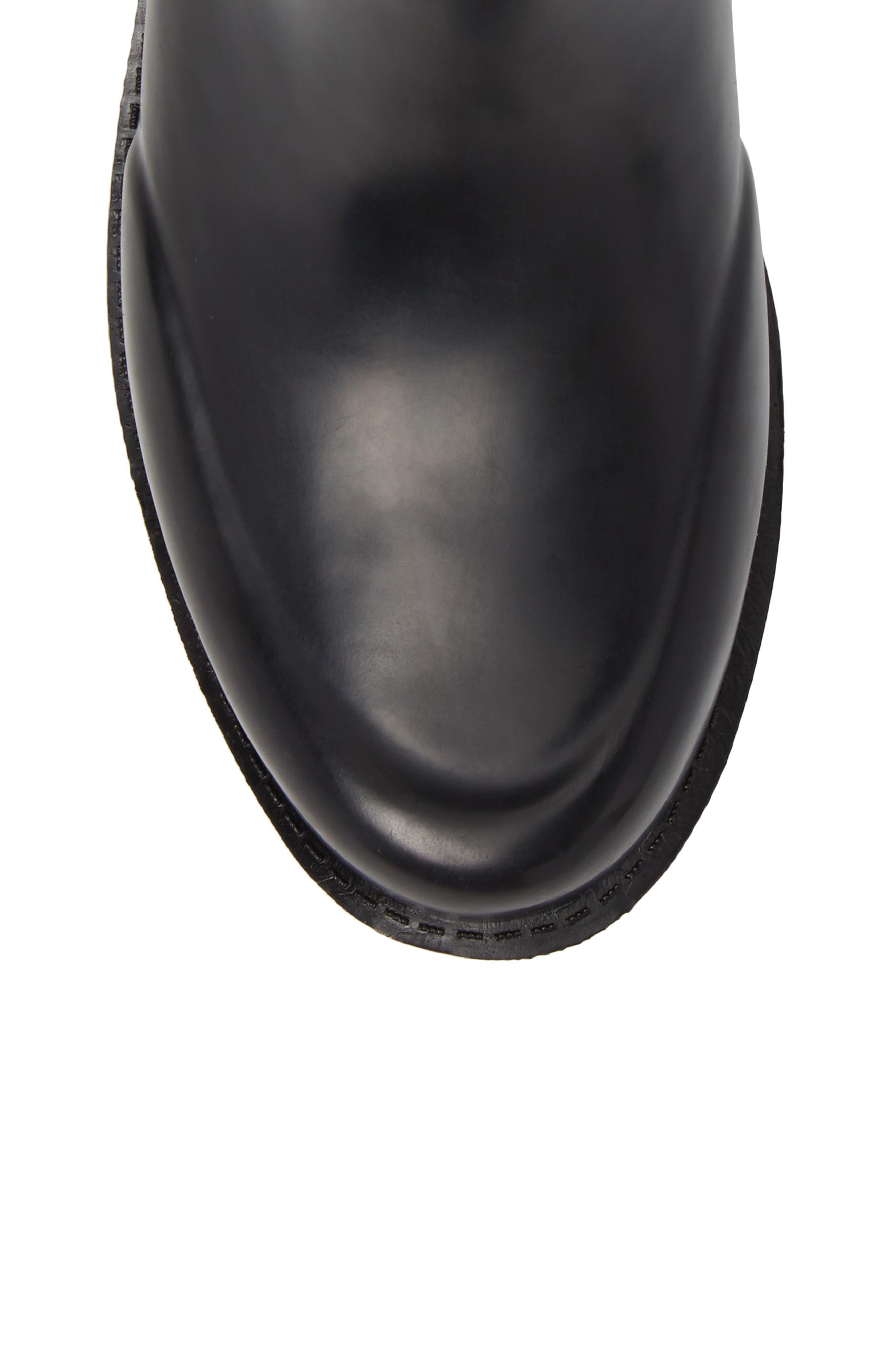 Alternate Image 4  - UGG® Aviana Chelsea Rain Boot (Women)