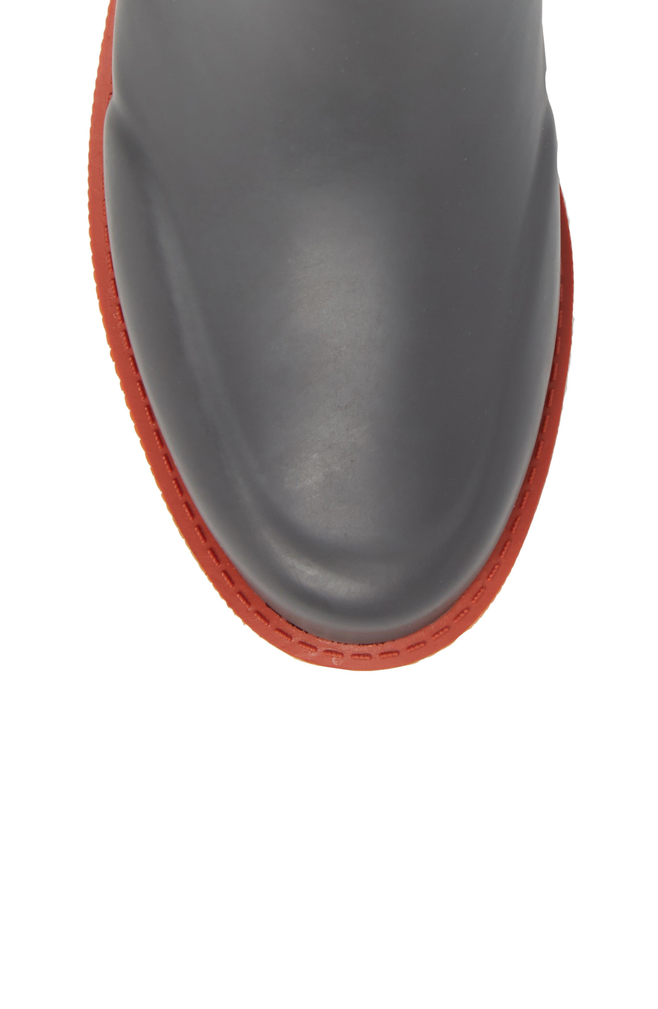Alternate Image 5  - UGG® Aviana Chelsea Rain Boot (Women)
