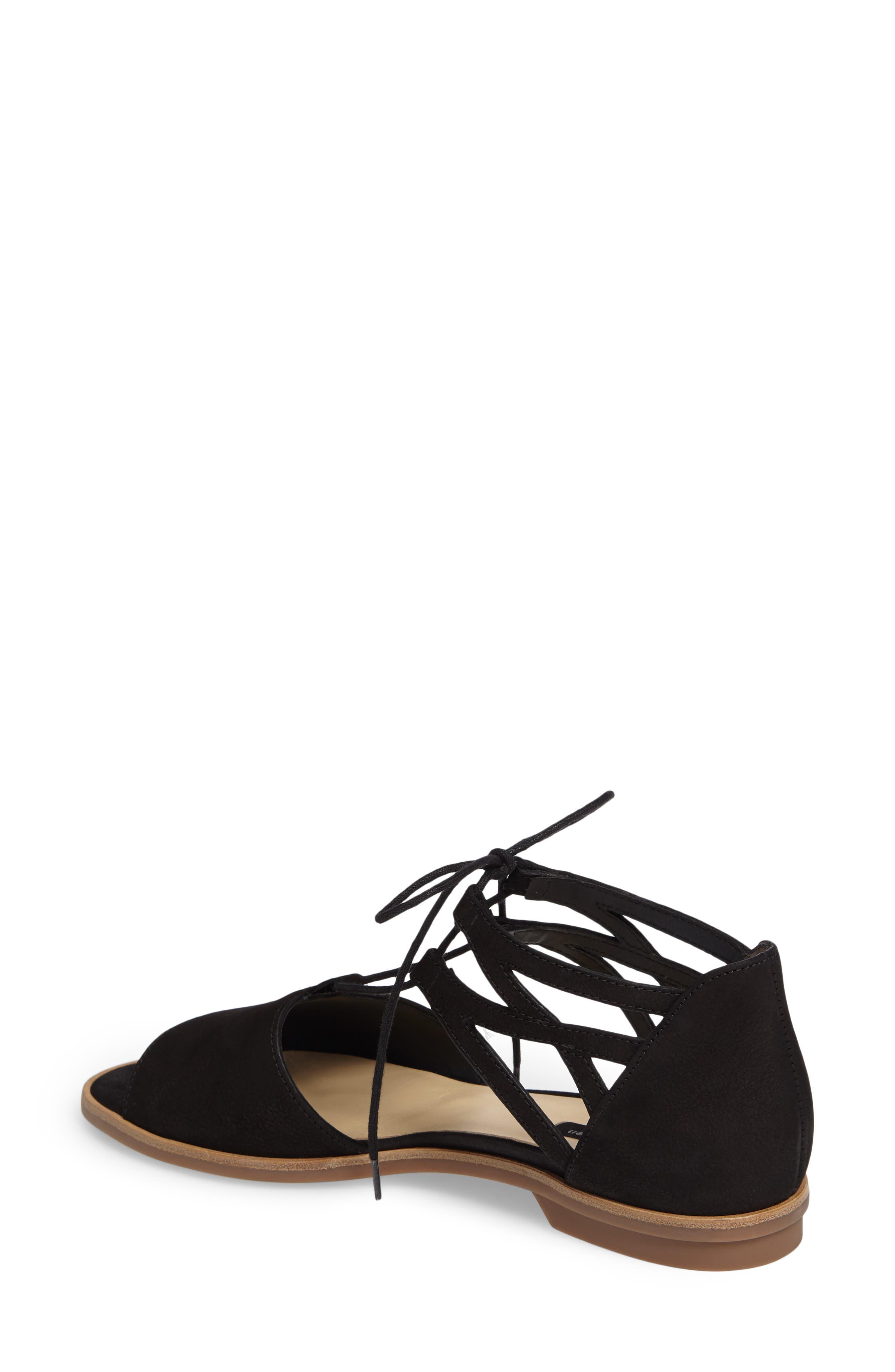 Alternate Image 2  - Paul Green Morea Lace-Up Sandal (Women)