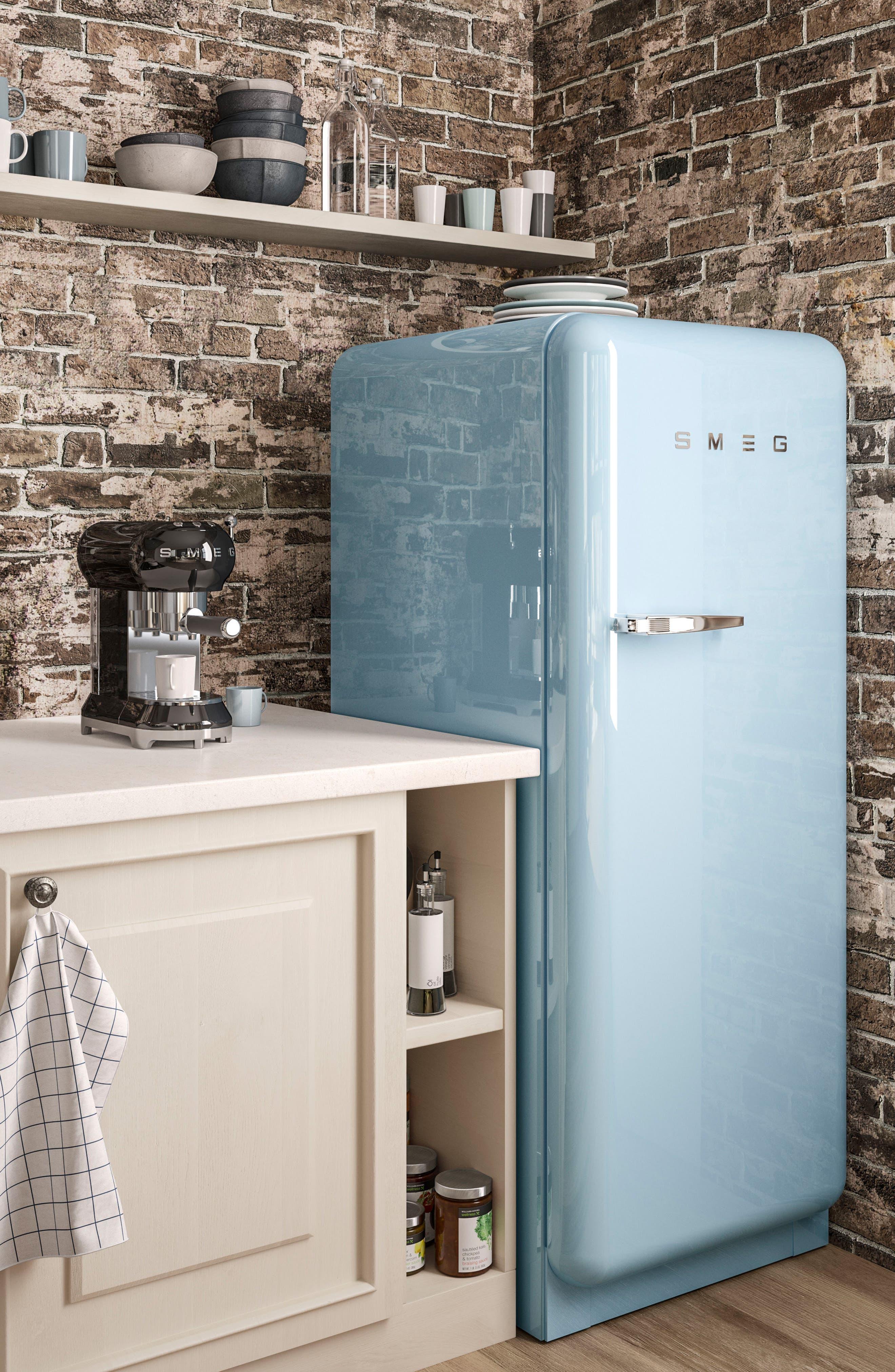'50s Retro Style Espresso Coffee Machine,                             Alternate thumbnail 2, color,