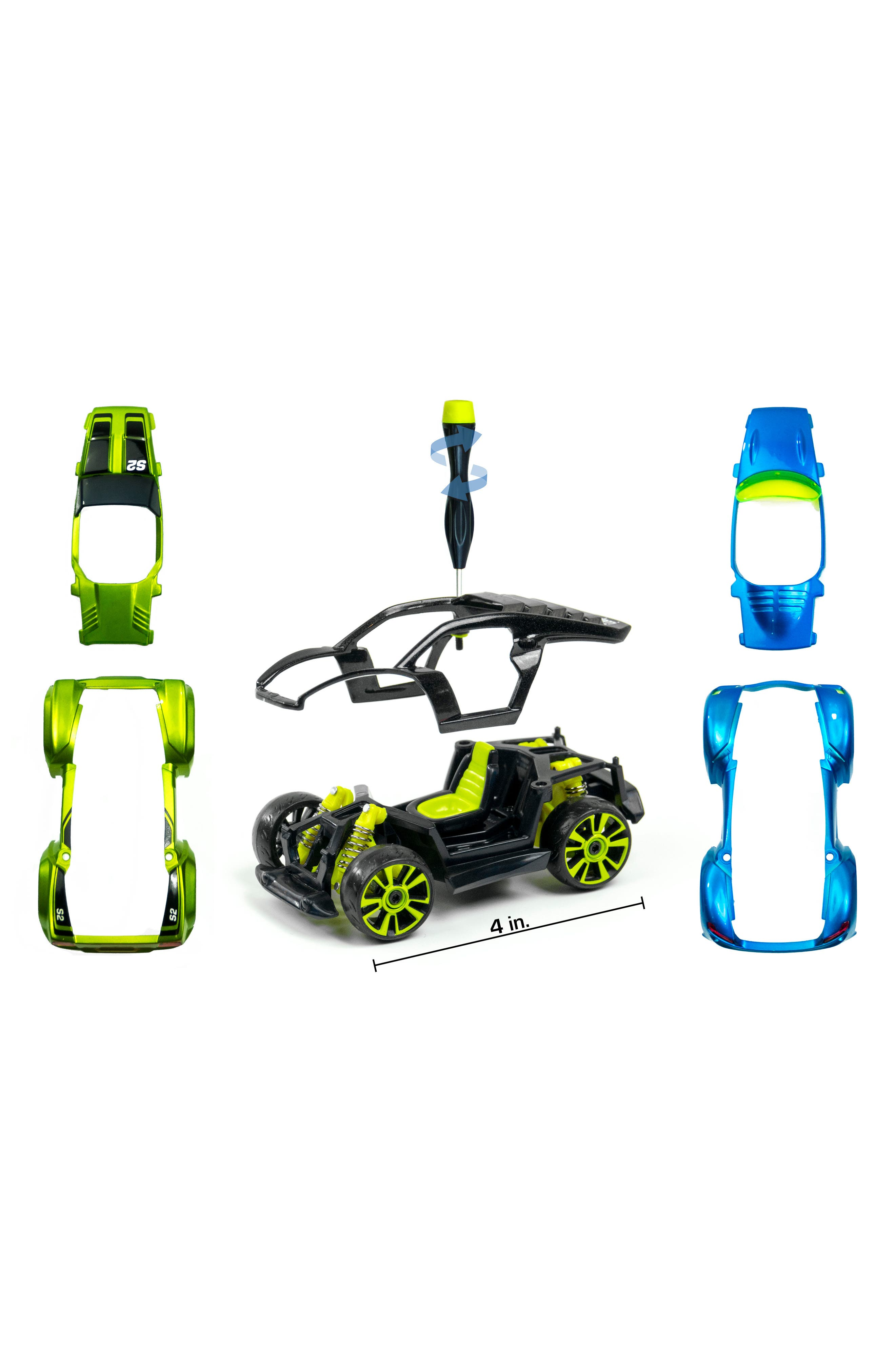 Alternate Image 3  - Modarri Delux S2 Muscle Car Kit