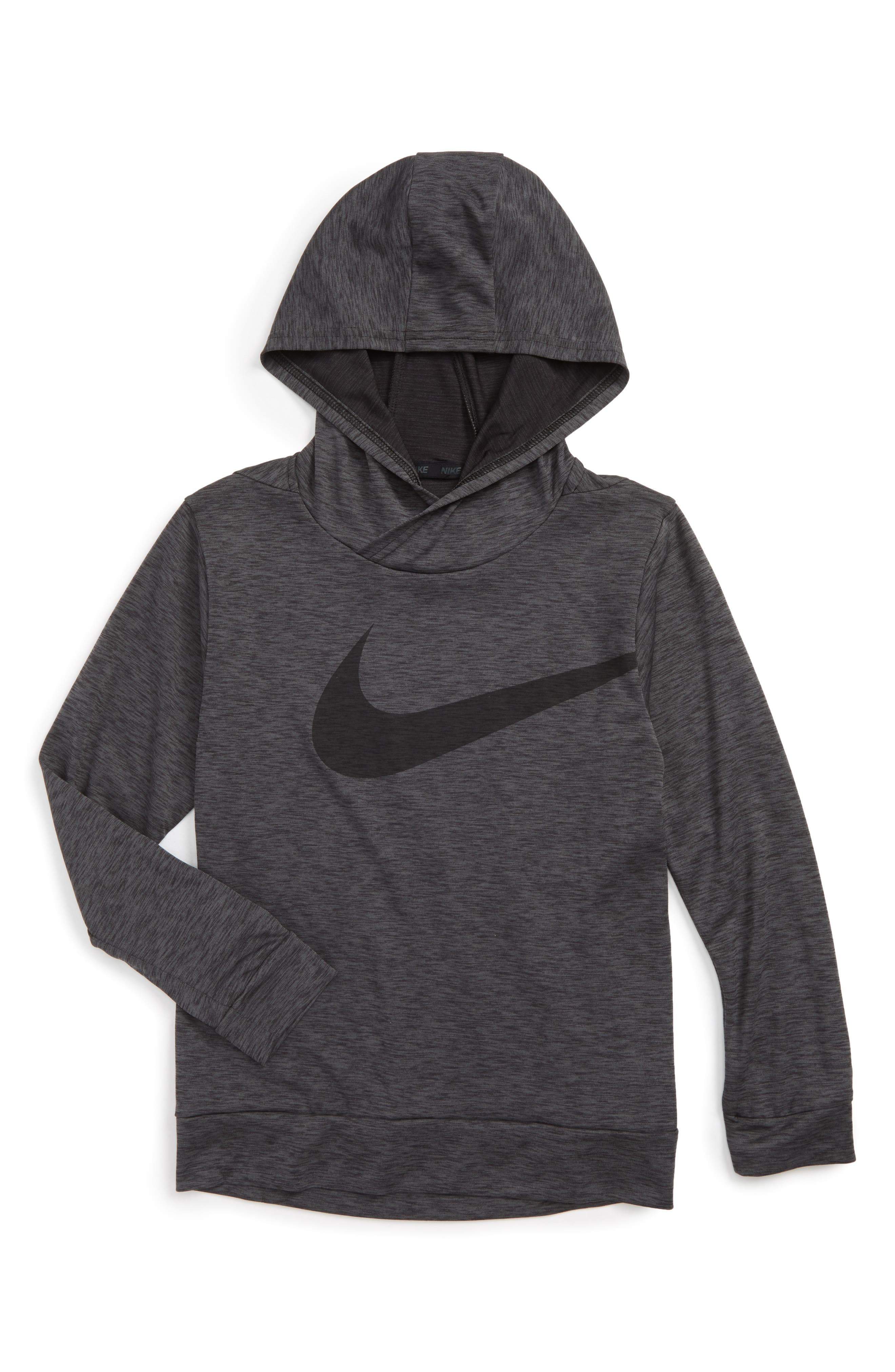 Nike Breathe Training Hoodie (Little Boys & Big Boys)