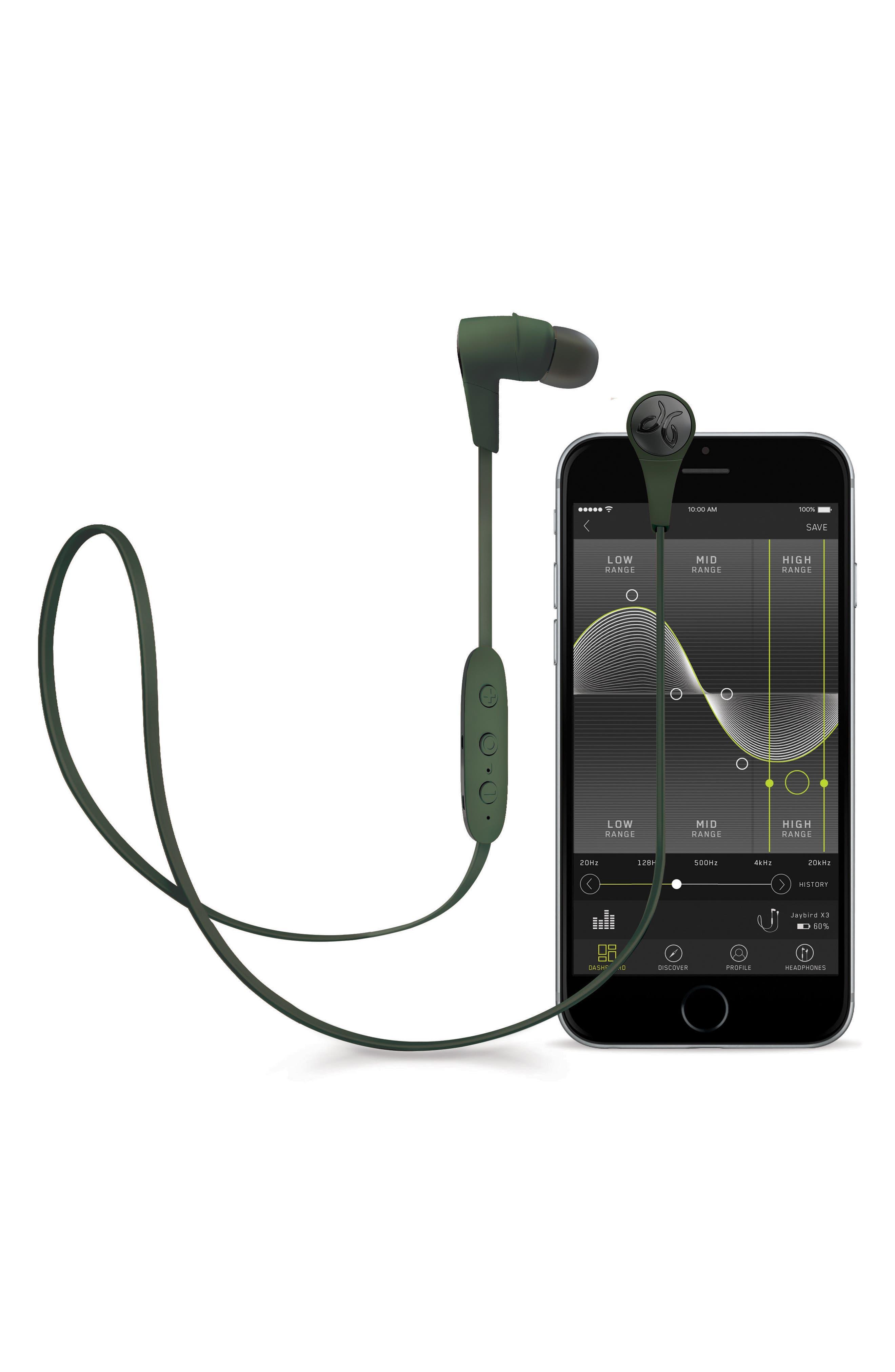 Alternate Image 4  - Jaybird x3 Sport BT Wireless Earbuds